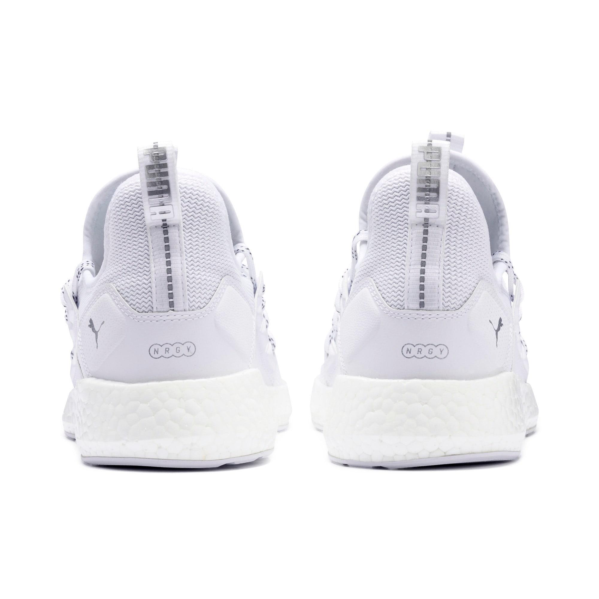 Thumbnail 6 of NRGY Neko Lights Men's Running Shoes, Puma White, medium-IND