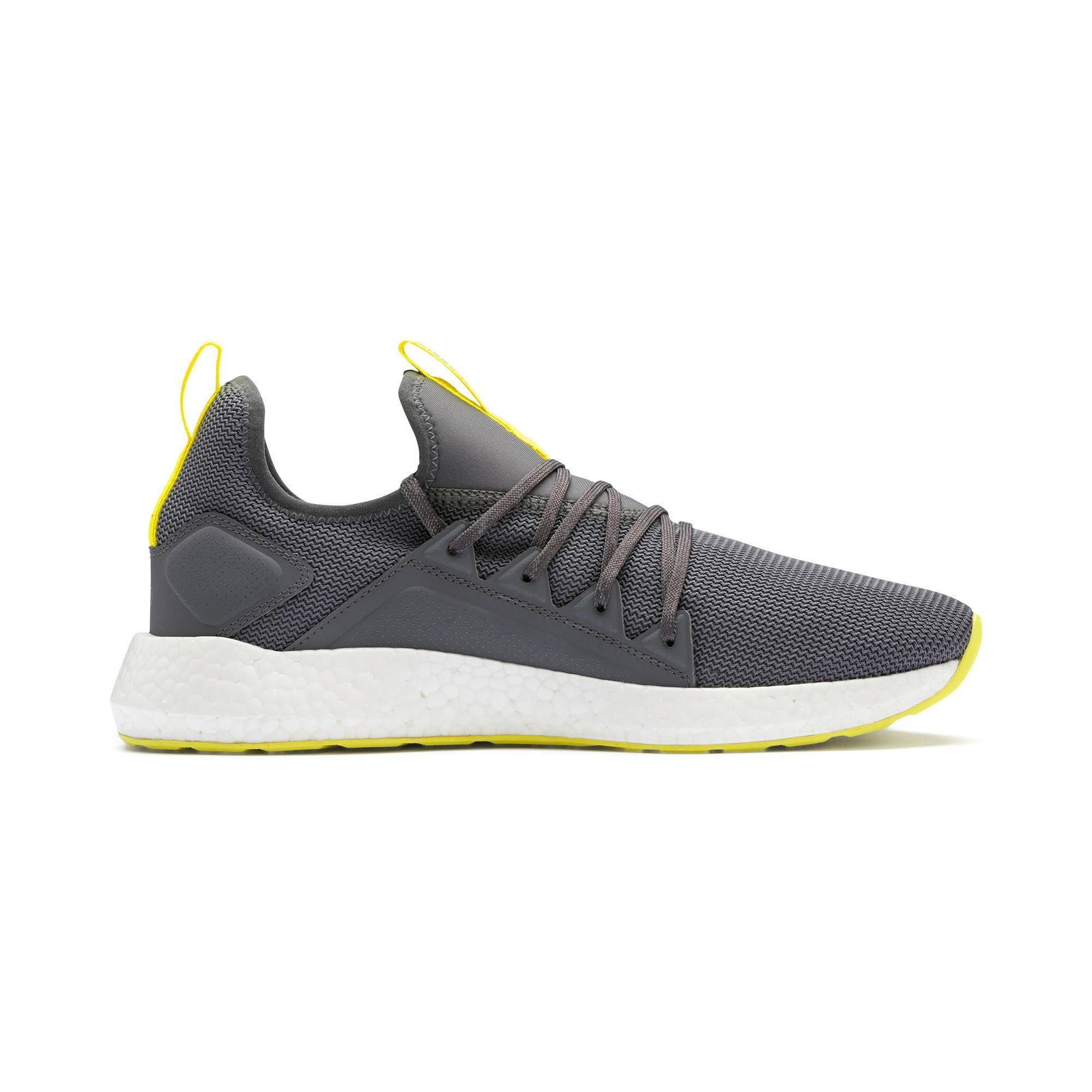 Thumbnail 5 of NRGY Neko Lights Men's Running Shoes, CASTLEROCK-Yellow Alert, medium-IND