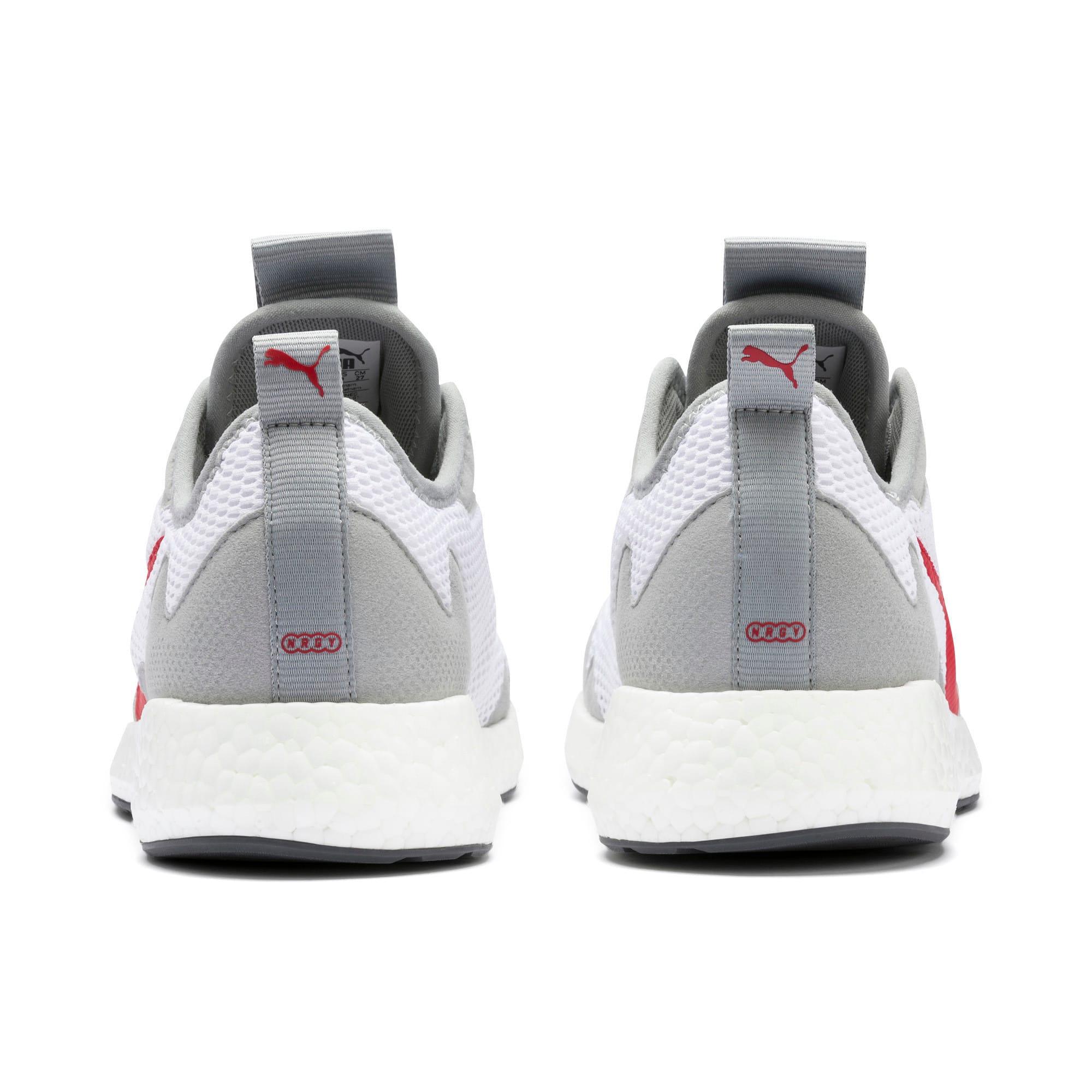 Miniatura 5 de Zapatos para correr NRGY Neko Skim para hombre, High Rise-High Risk Red, mediano