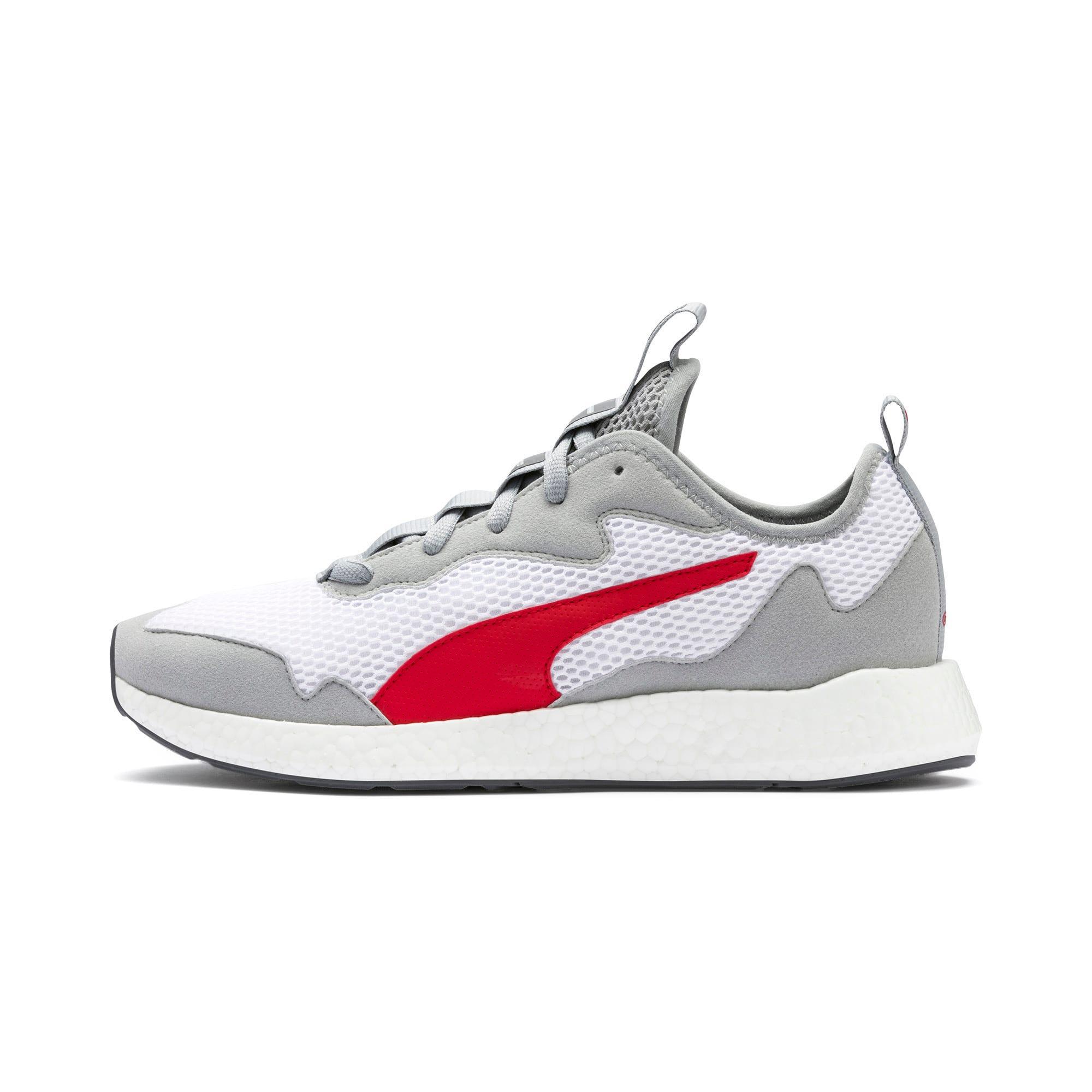 Miniatura 1 de Zapatos para correr NRGY Neko Skim para hombre, High Rise-High Risk Red, mediano