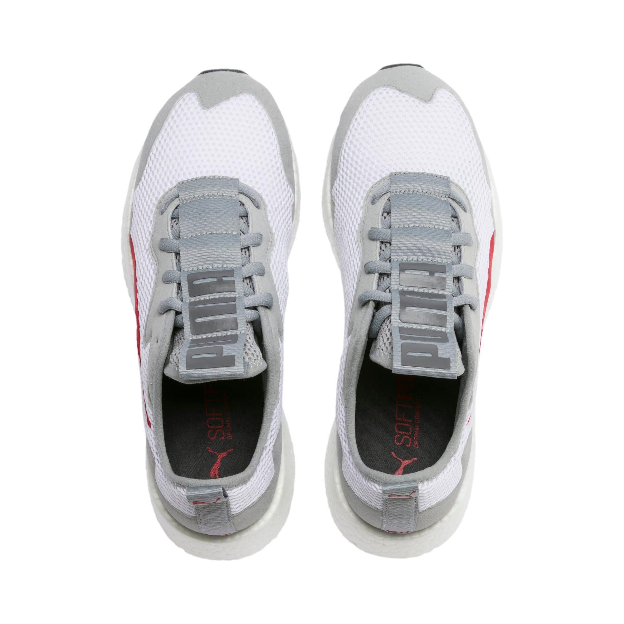 Miniatura 7 de Zapatos para correr NRGY Neko Skim para hombre, High Rise-High Risk Red, mediano