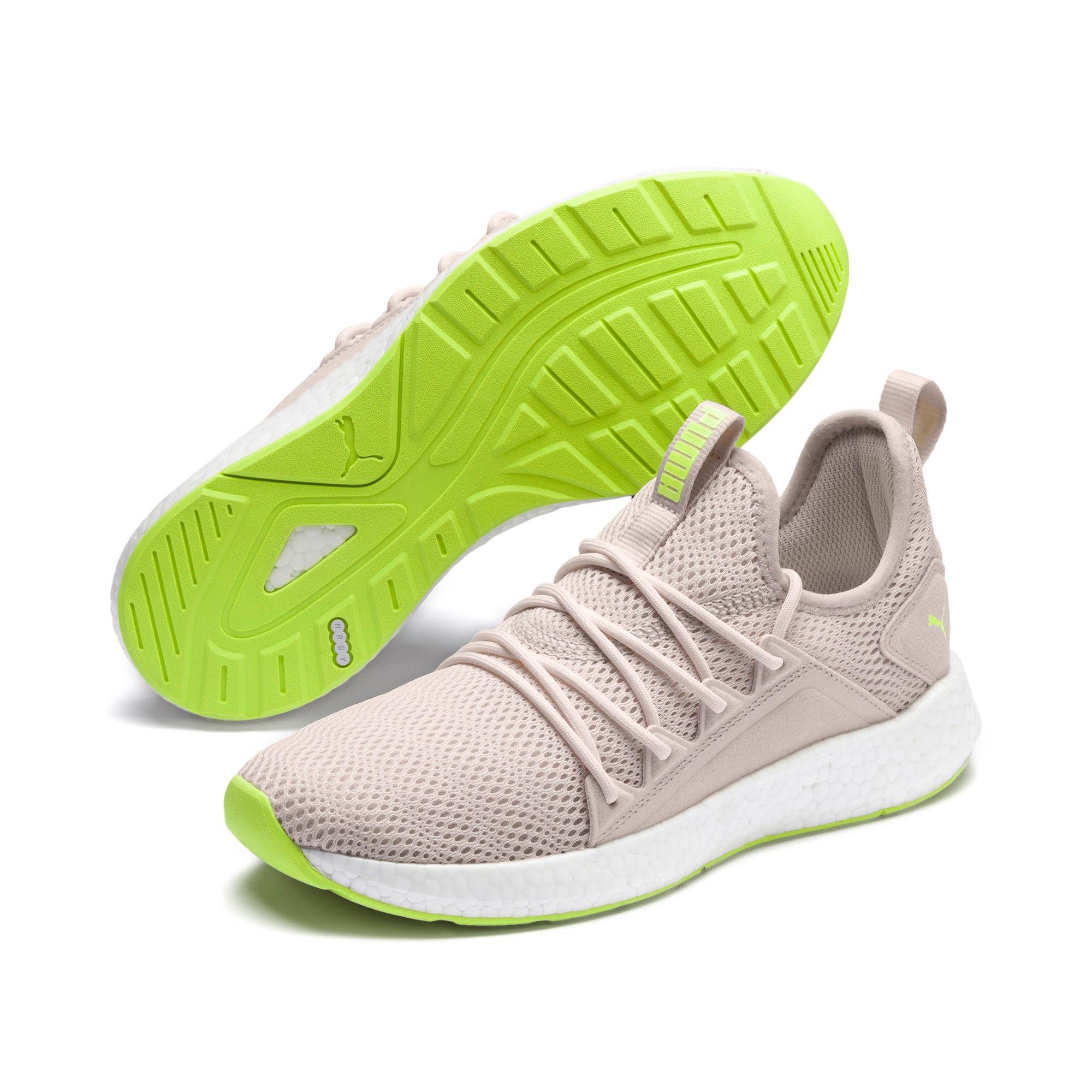 Thumbnail 3 of NRGY Neko Shift Women's Running Shoes, Pastel Parchment, medium