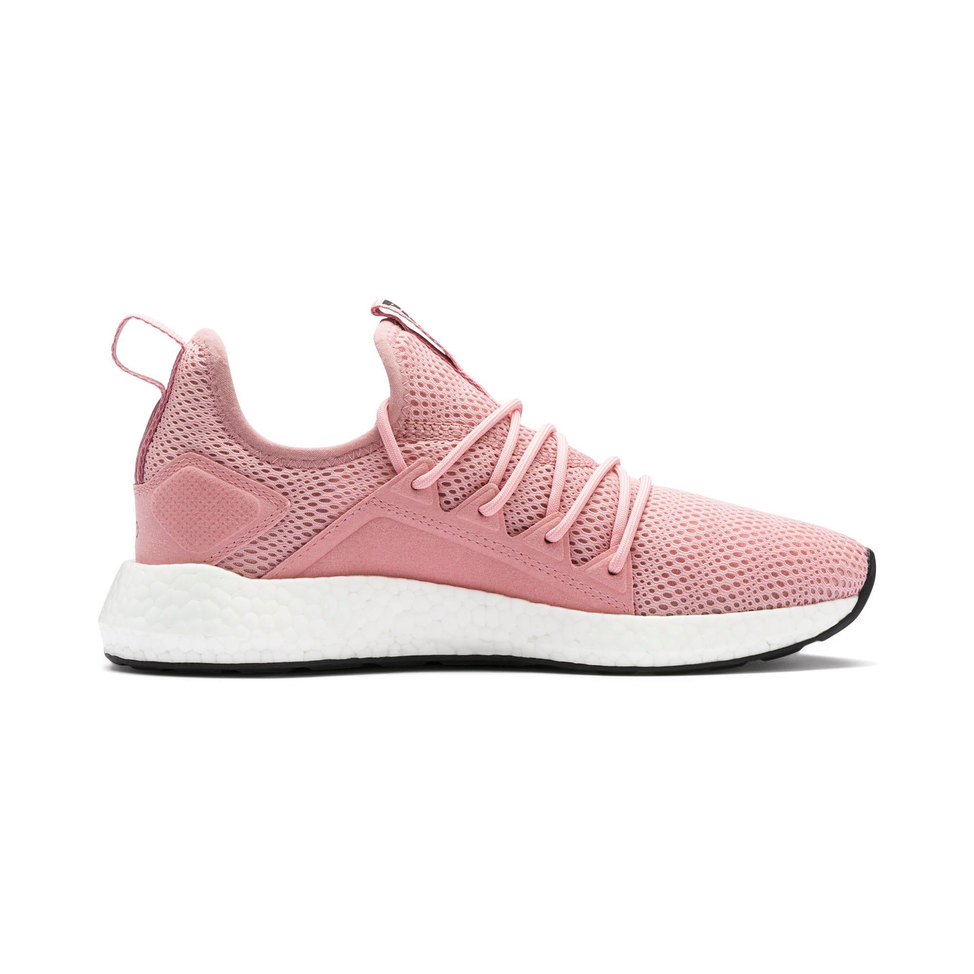 Thumbnail 6 of NRGY Neko Shift Women's Running Shoes, Bridal Rose-Puma White, medium