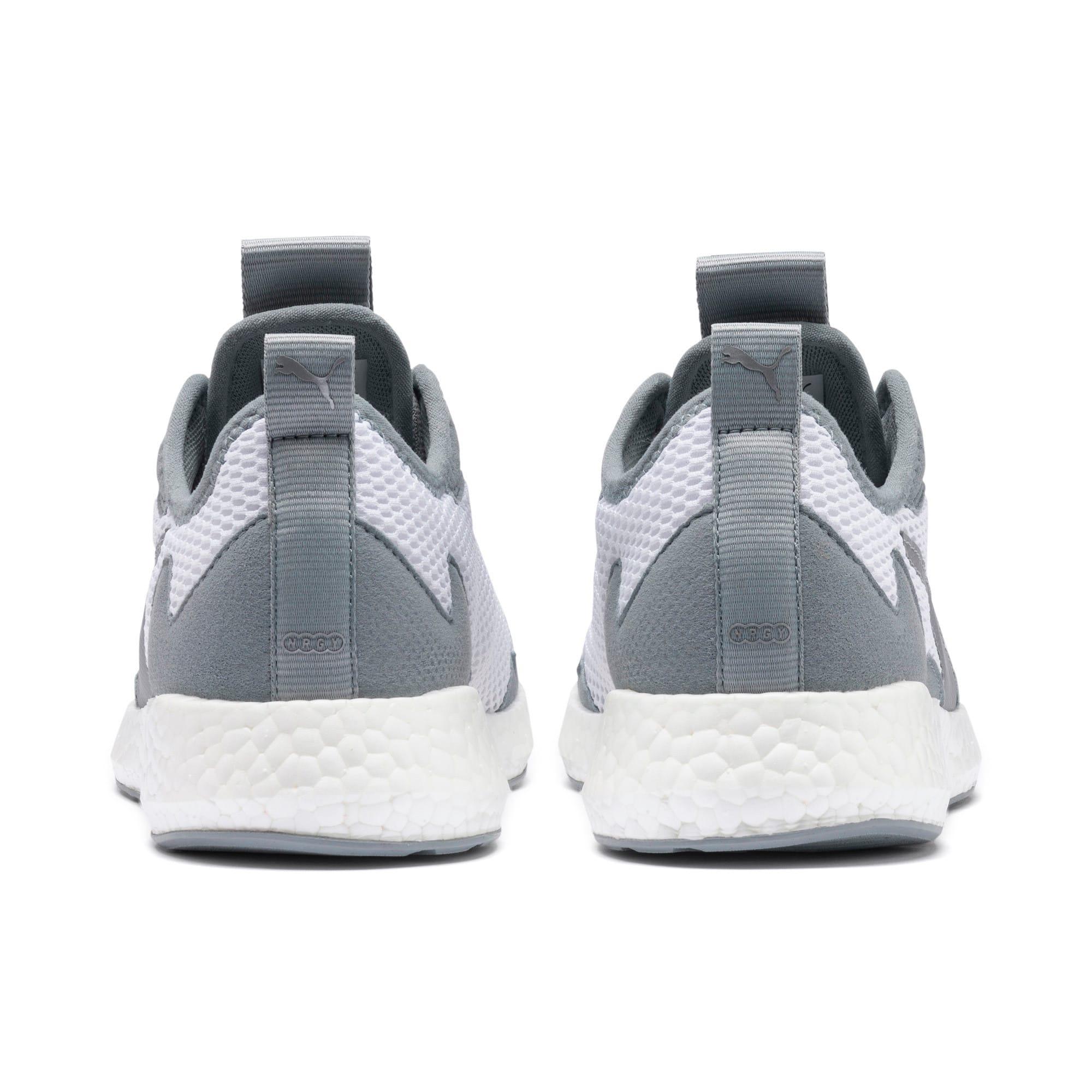 Miniatura 4 de Zapatos para correr NRGY Neko Skim para mujer, Puma White-Quarry, mediano