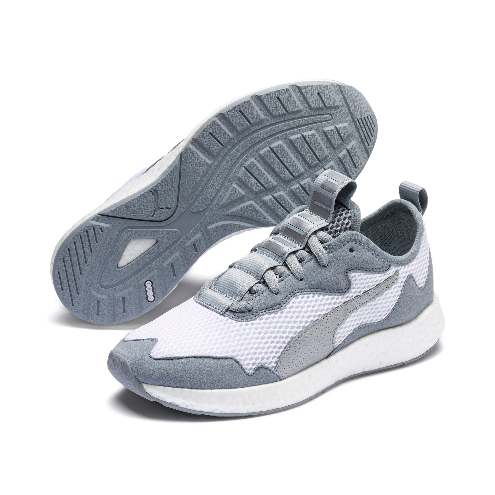 Miniatura 2 de Zapatos para correr NRGY Neko Skim para mujer, Puma White-Quarry, mediano