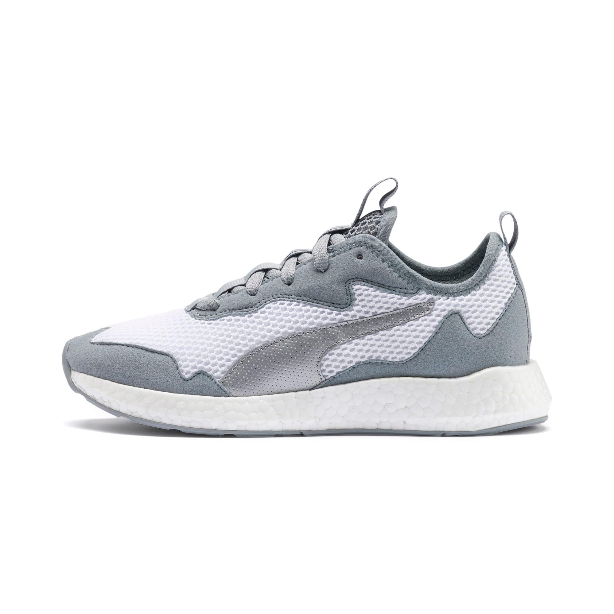 Miniatura 1 de Zapatos para correr NRGY Neko Skim para mujer, Puma White-Quarry, mediano