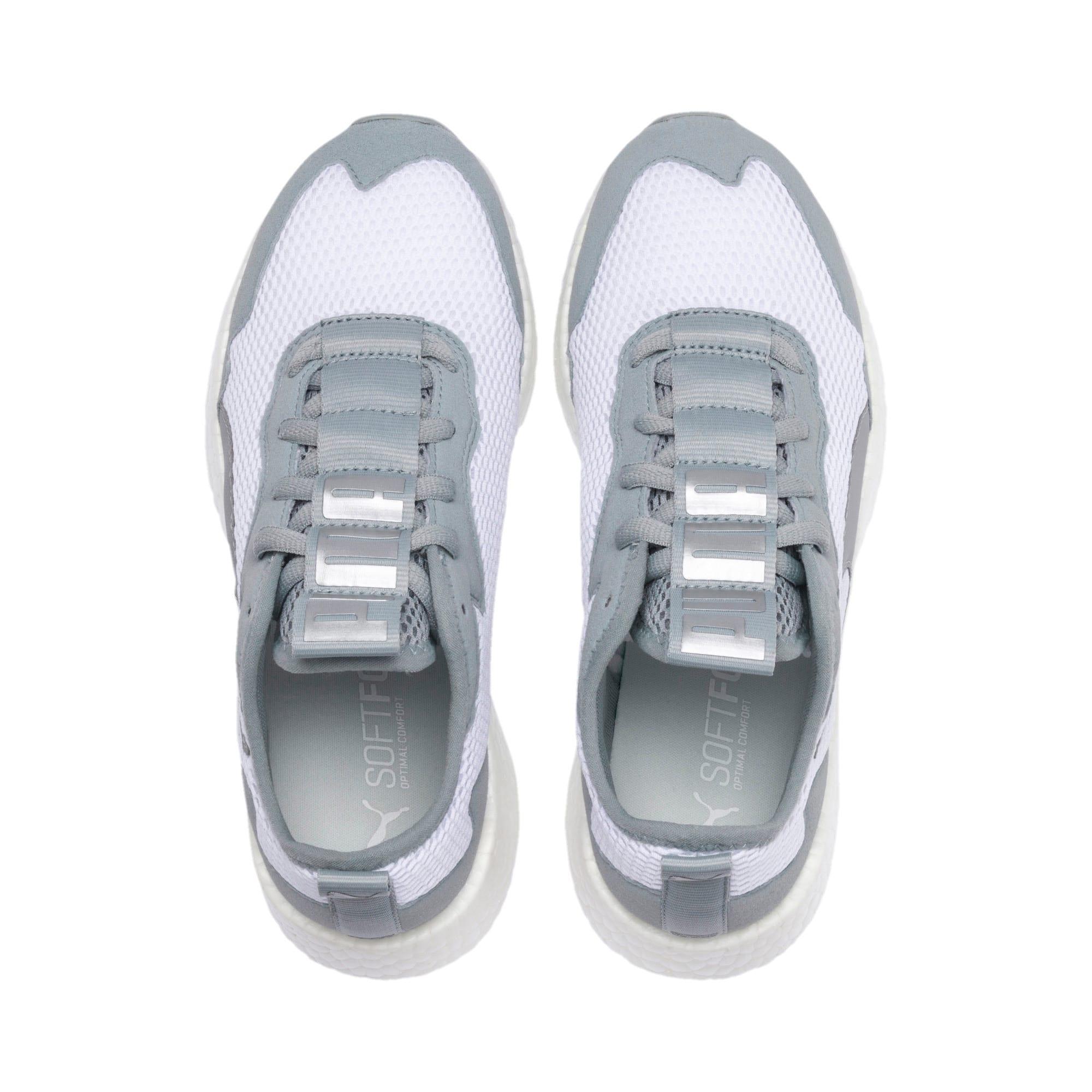 Miniatura 7 de Zapatos para correr NRGY Neko Skim para mujer, Puma White-Quarry, mediano