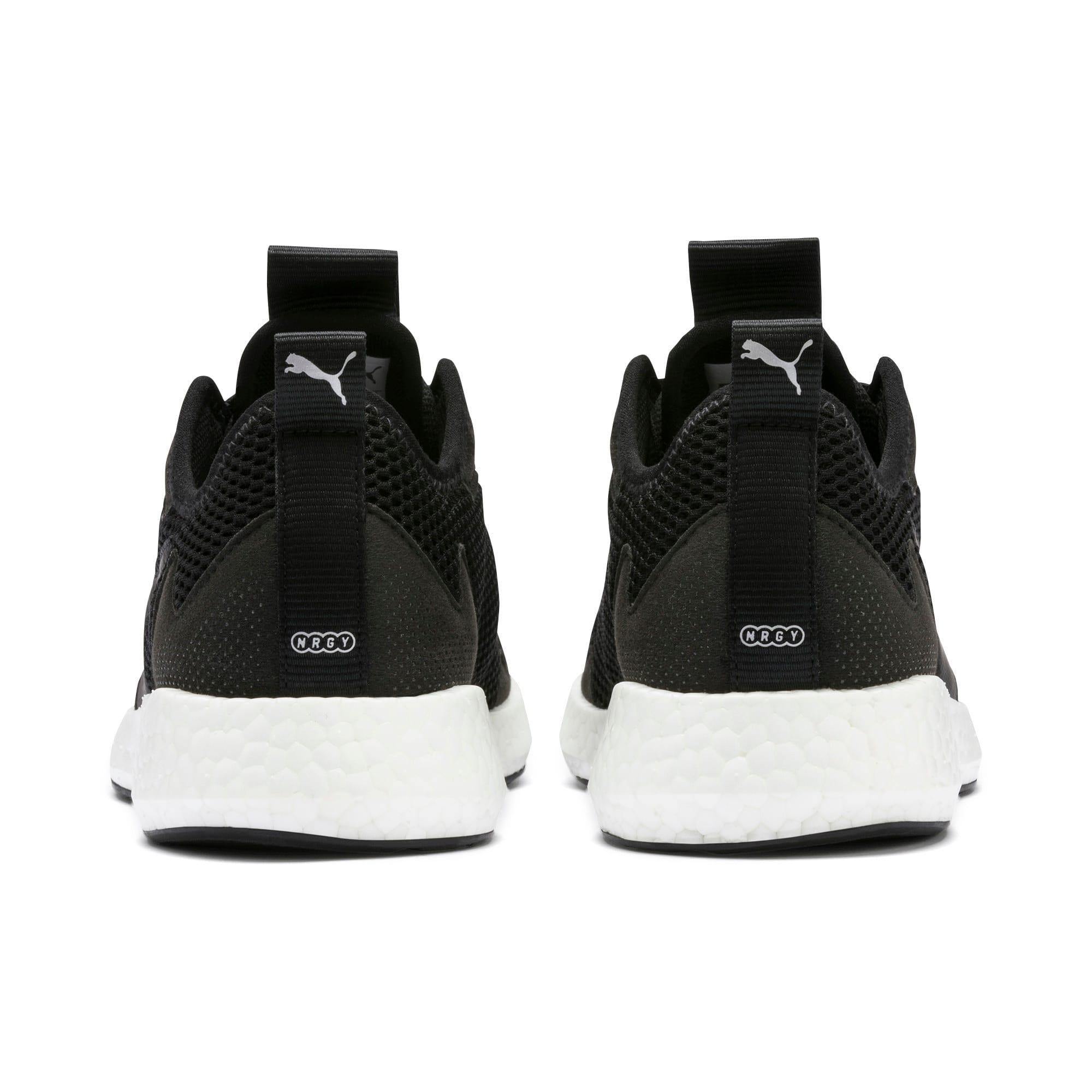 Thumbnail 4 of NRGY Neko Skim Women's Running Shoes, Puma Black-Puma Silver, medium