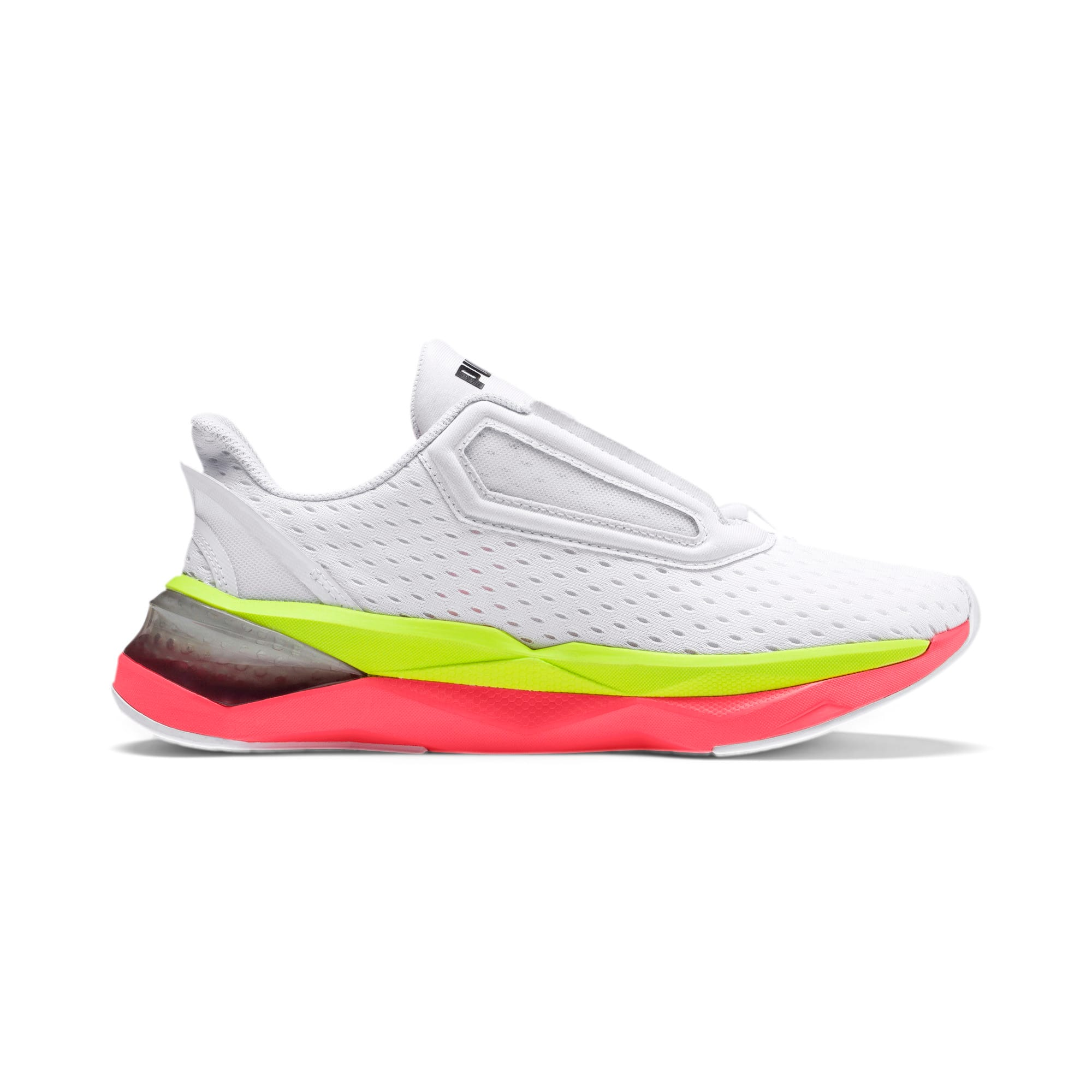 LQDCELL Shatter XT Women's Training Shoes, Puma White-Pink Alert, large