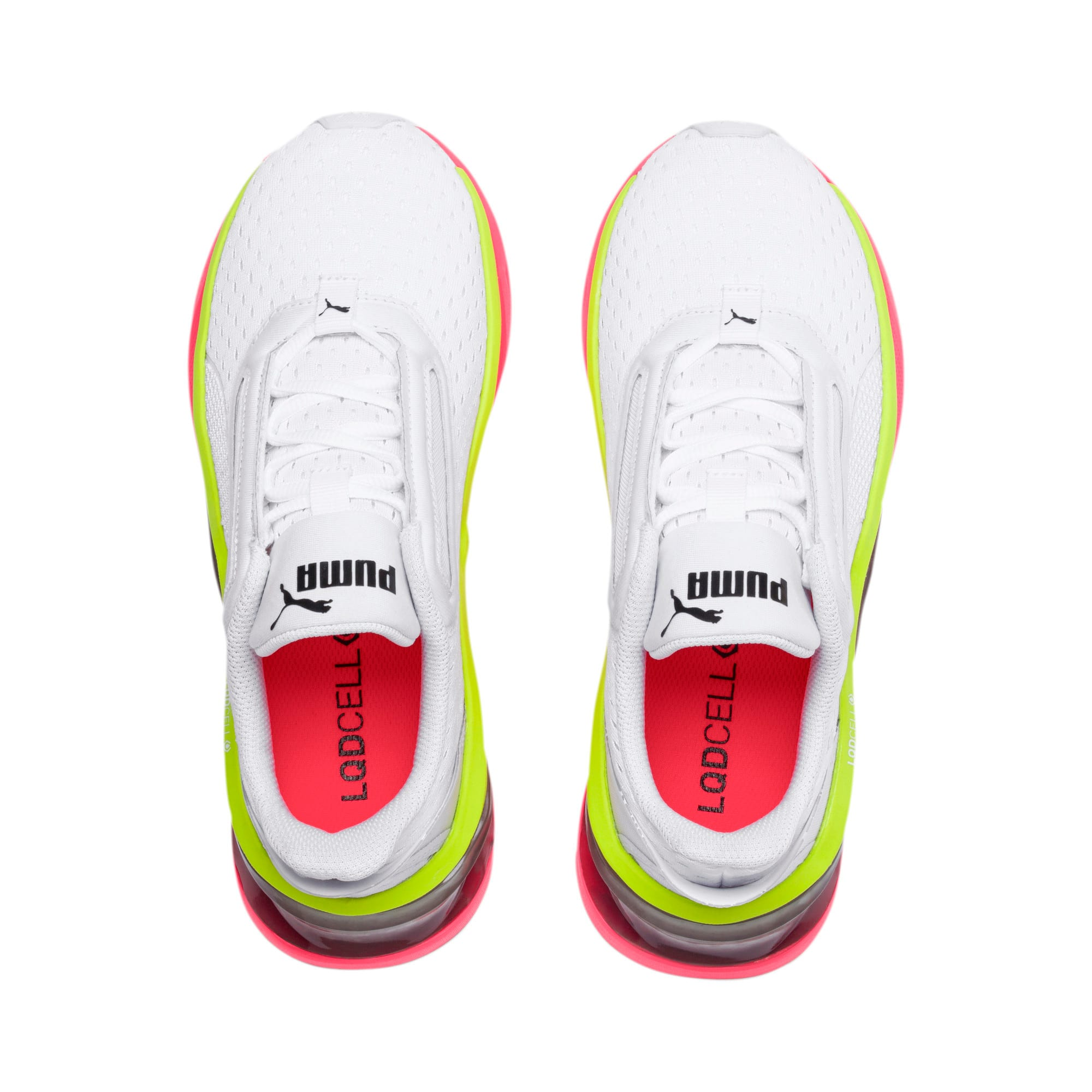 Thumbnail 10 of LQDCELL Shatter XT Damen Trainingsschuhe, Puma White-Pink Alert, medium