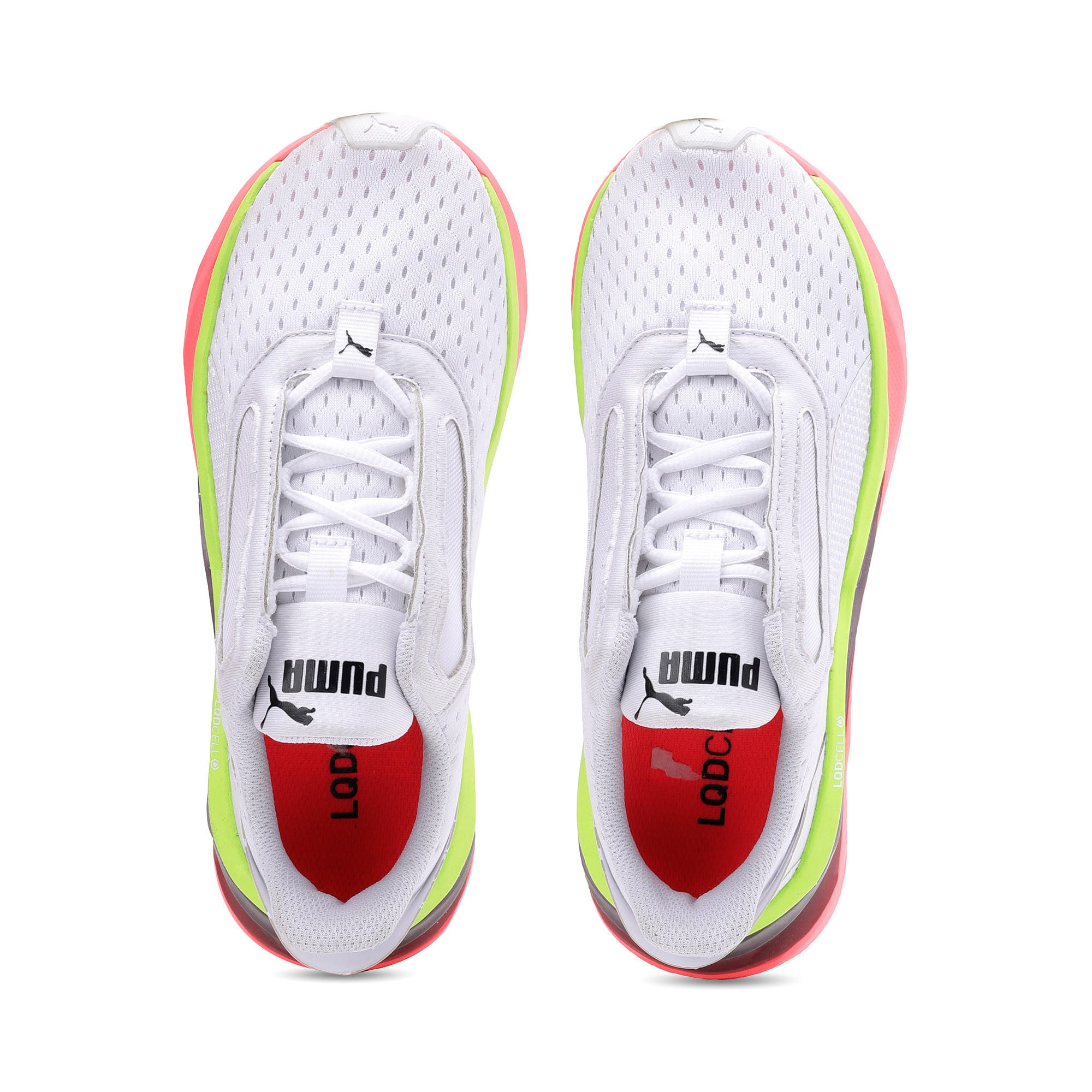 Thumbnail 9 of LQDCell Shatter XT Women's Training Shoes, Puma White-Pink Alert, medium-IND