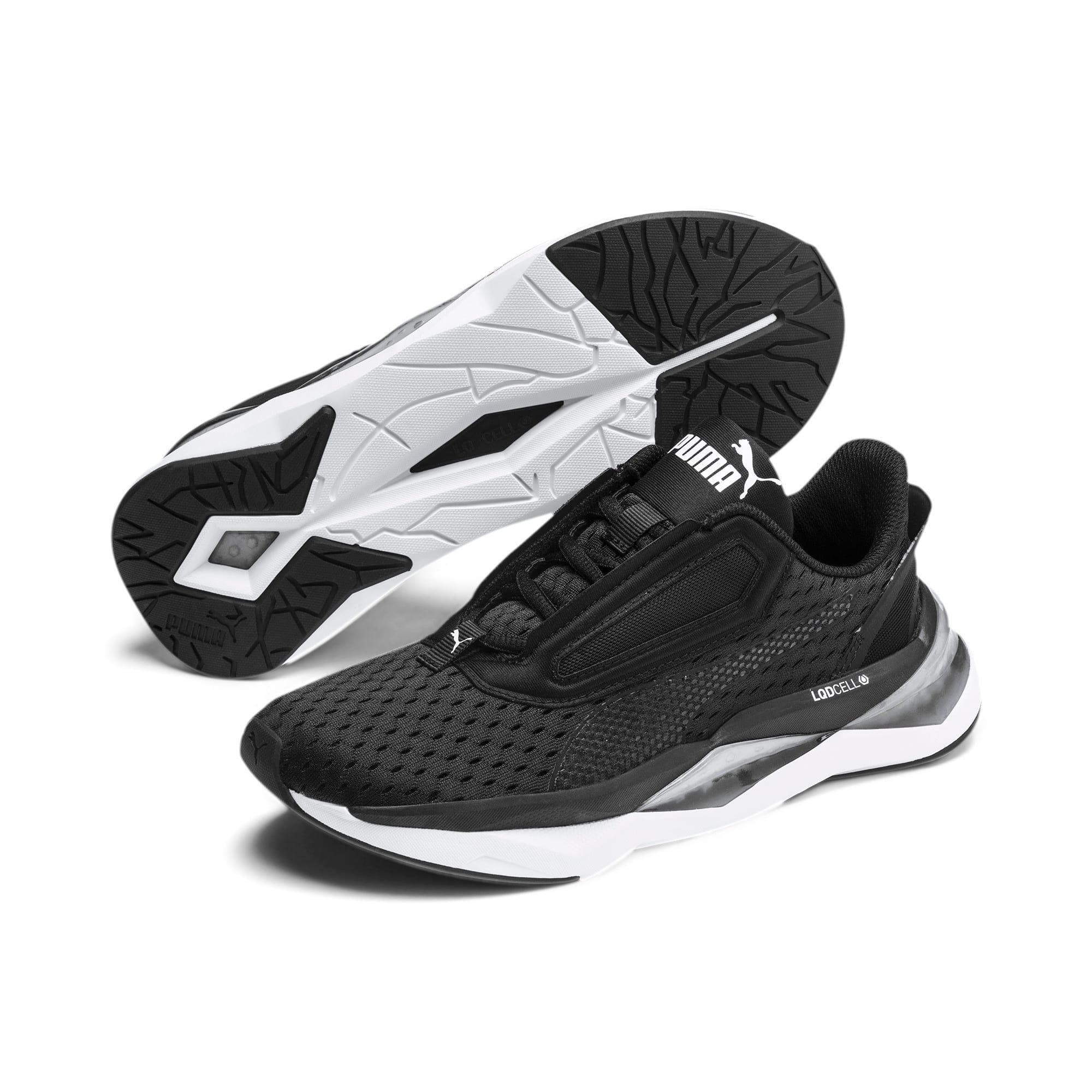 Thumbnail 3 of LQDCELL Shatter XT Women's Training Shoes, Puma Black-Puma White, medium