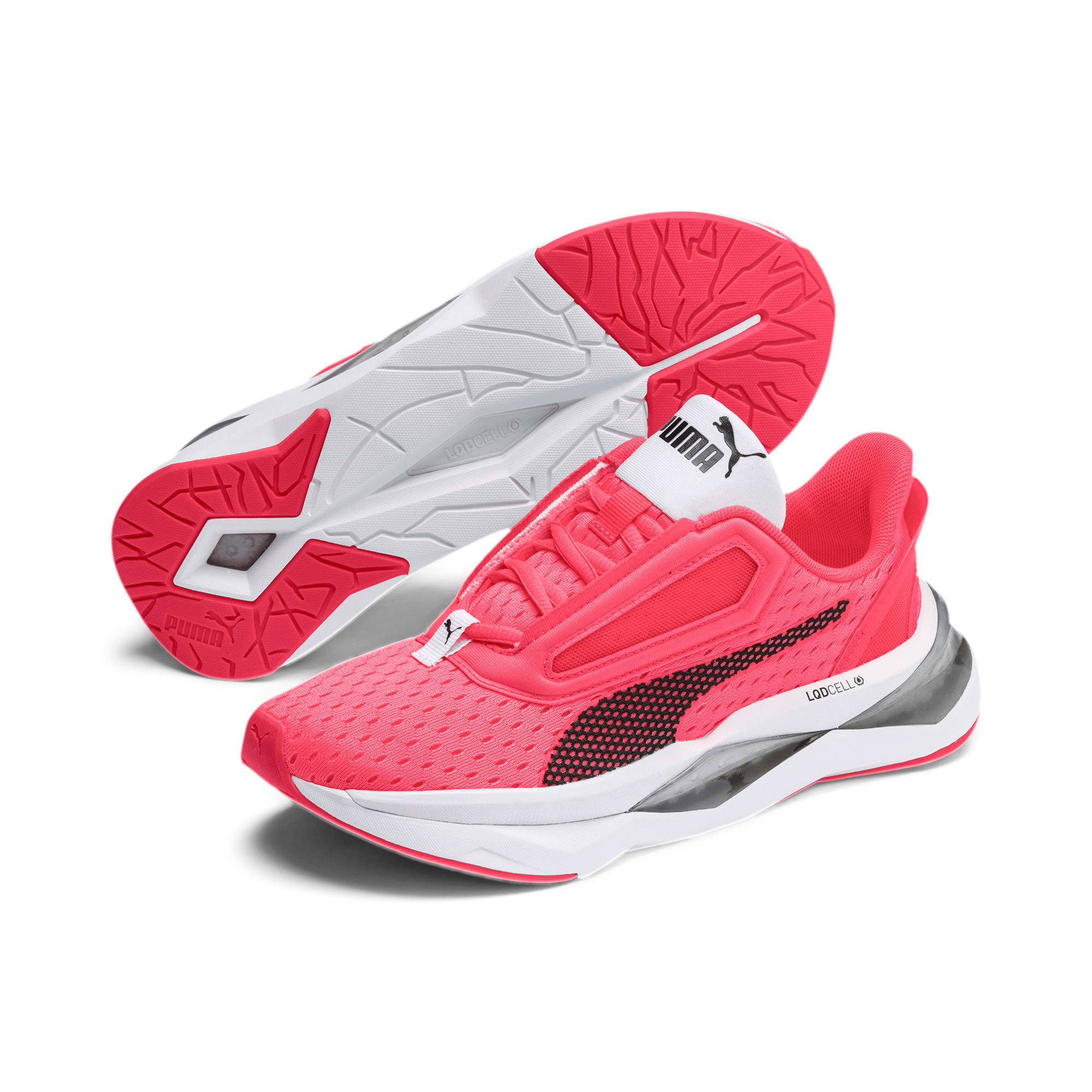 Thumbnail 3 of LQDCELL Shatter XT Damen Trainingsschuhe, Pink Alert-Puma White, medium