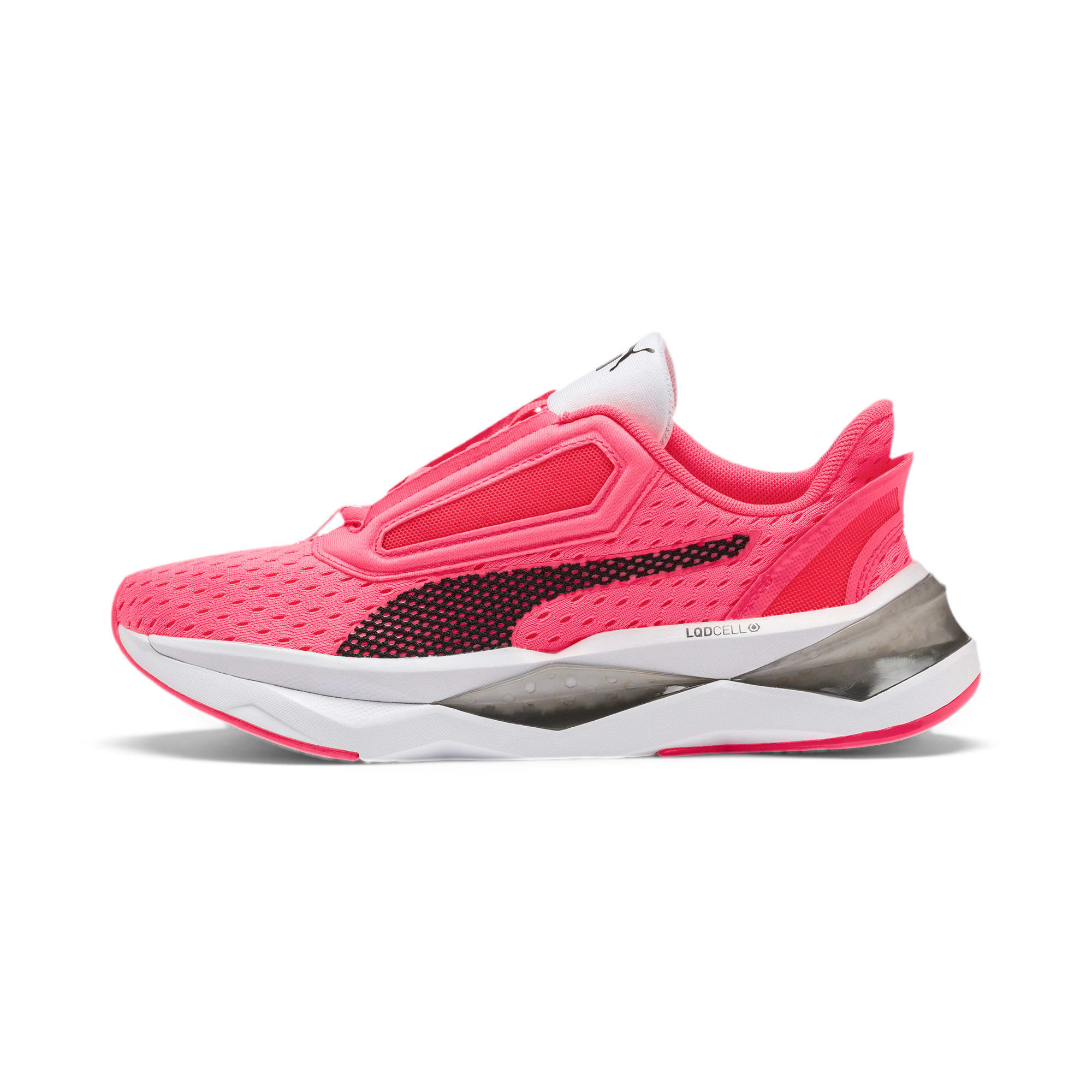 Thumbnail 1 of LQDCELL Shatter XT Damen Trainingsschuhe, Pink Alert-Puma White, medium