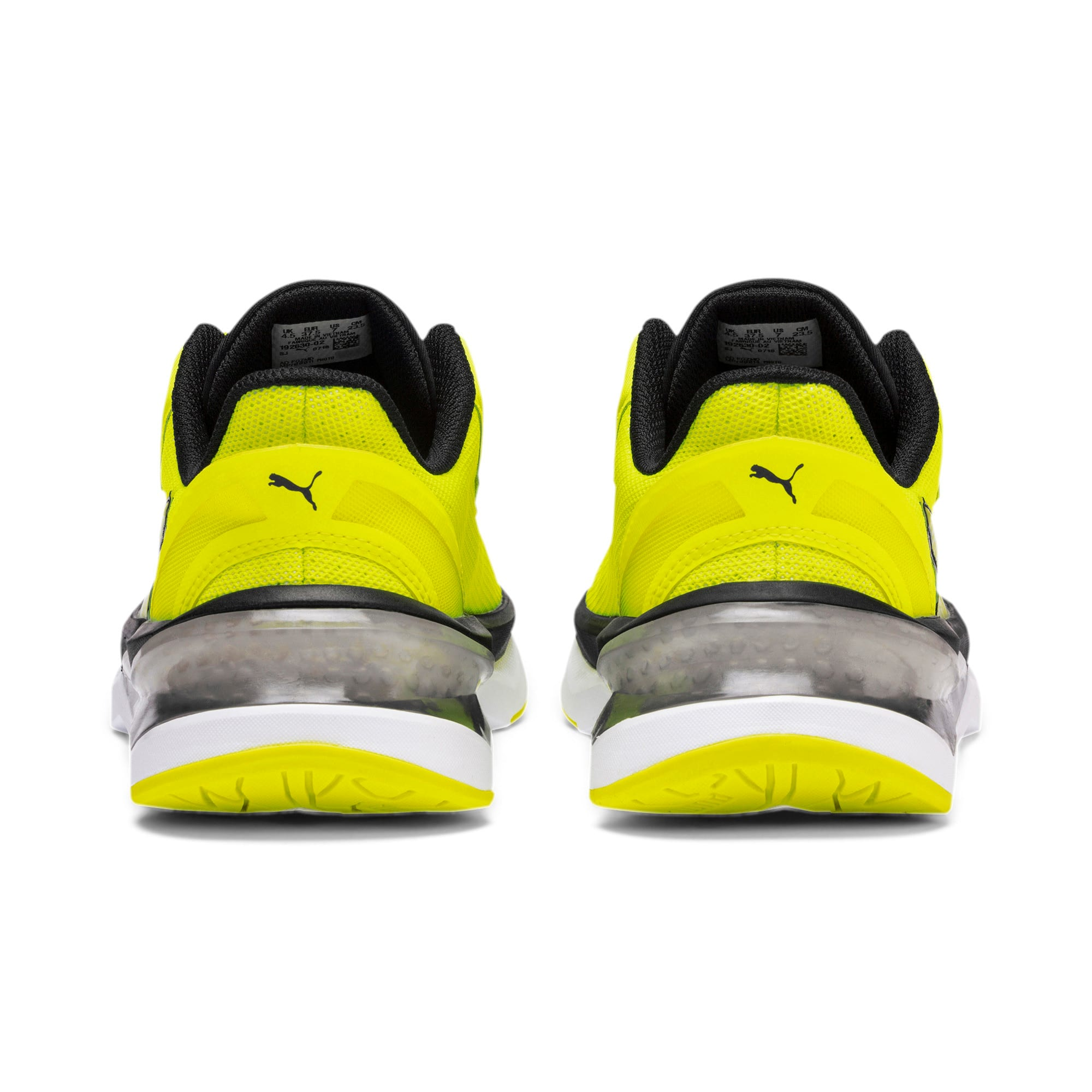 Thumbnail 4 of LQDCELL Shatter XT Shift Women's Training Shoes, Yellow Alert-Puma Black, medium