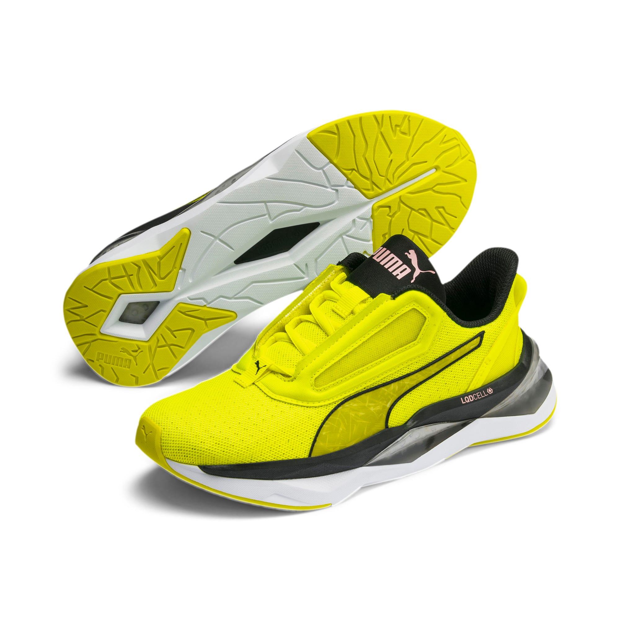 Thumbnail 3 of LQDCELL Shatter XT Shift Women's Training Shoes, Yellow Alert-Puma Black, medium