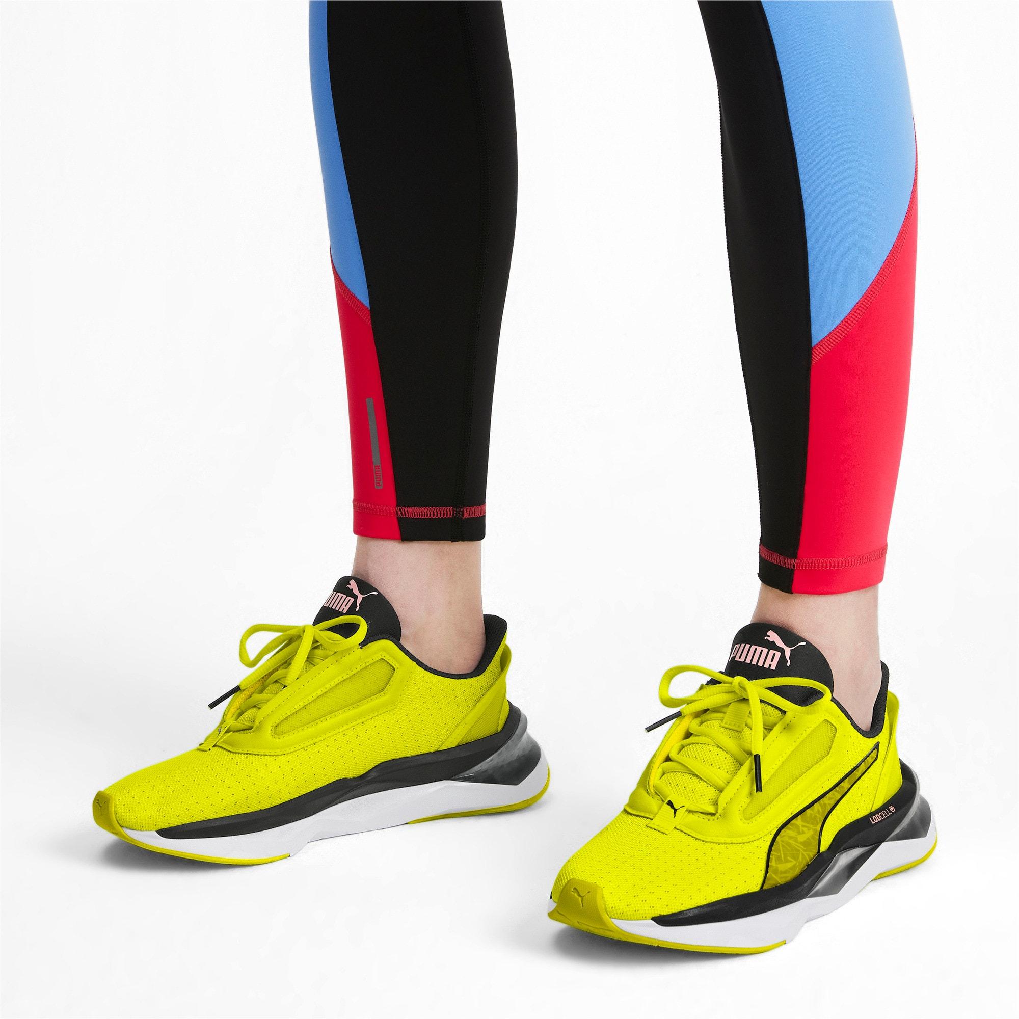 Thumbnail 2 of LQDCELL Shatter XT Shift Women's Training Shoes, Yellow Alert-Puma Black, medium