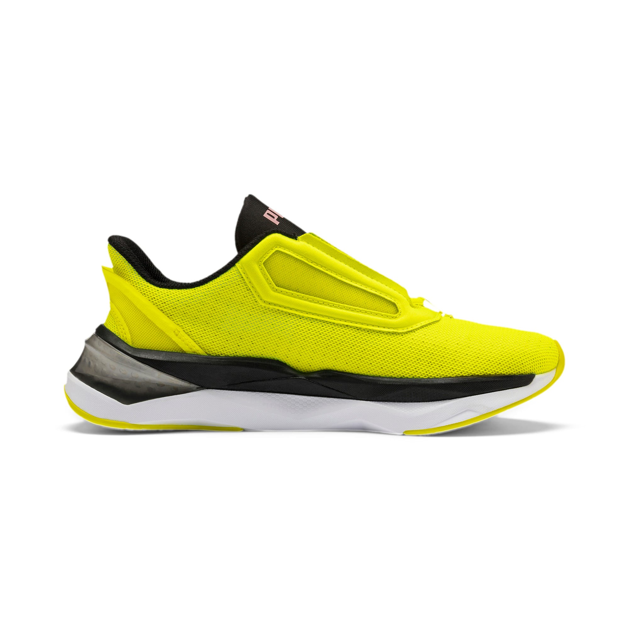 Thumbnail 7 of LQDCELL Shatter XT Shift Women's Training Shoes, Yellow Alert-Puma Black, medium