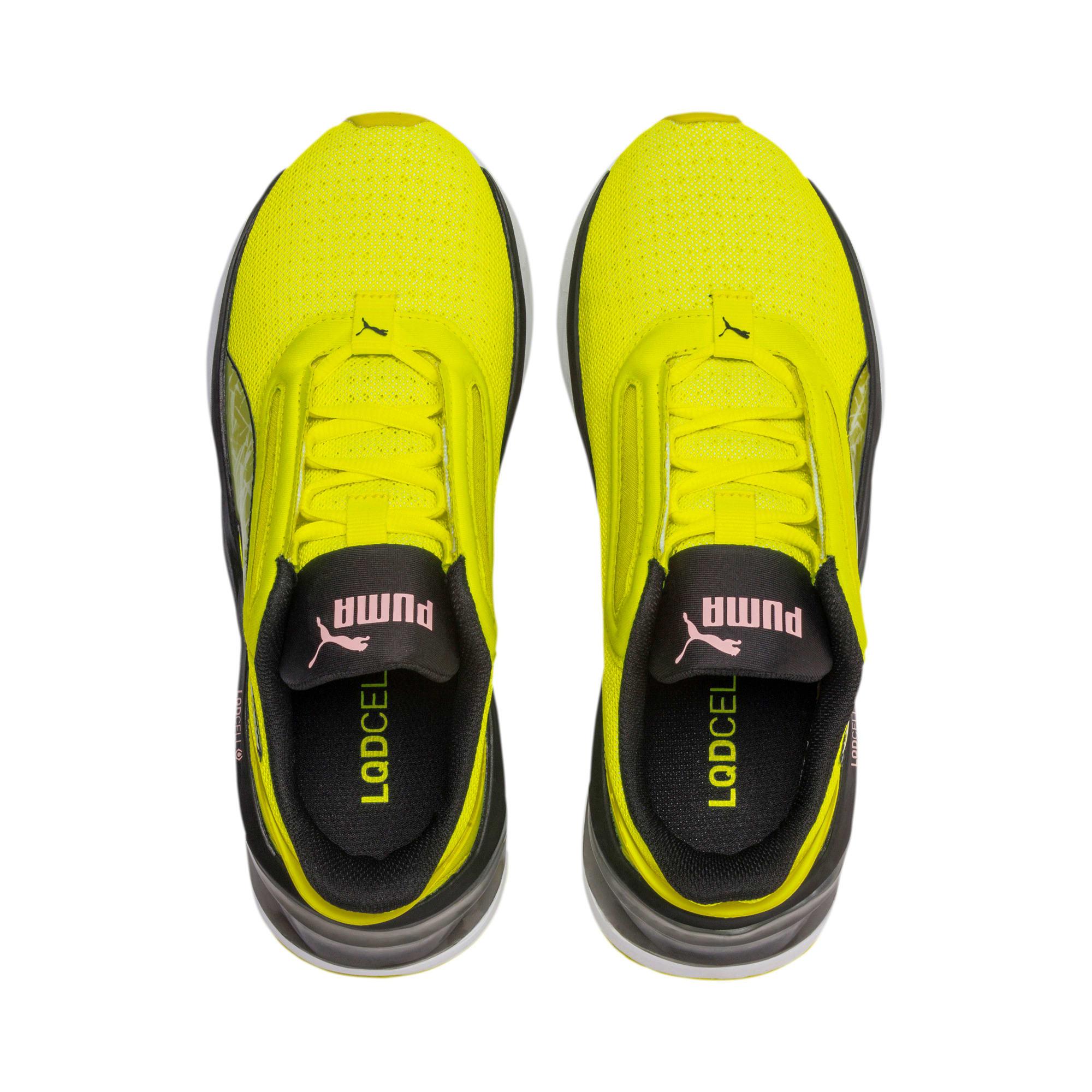 Thumbnail 8 of LQDCELL Shatter XT Shift Women's Training Shoes, Yellow Alert-Puma Black, medium