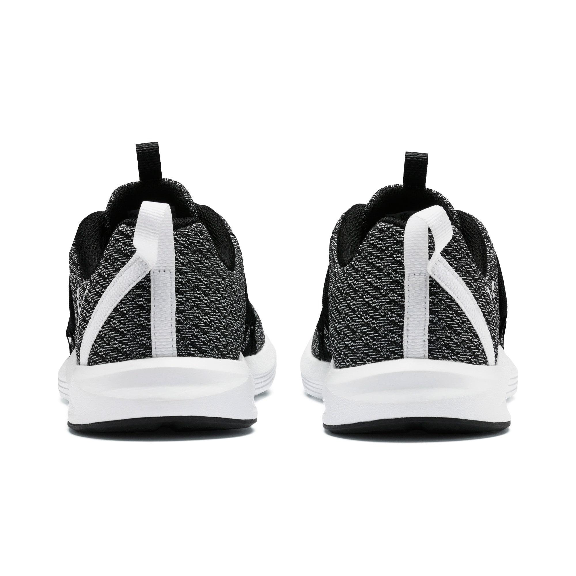 Thumbnail 4 of Prowl Alt Neon Women's Training Shoes, Puma Black-Puma White, medium