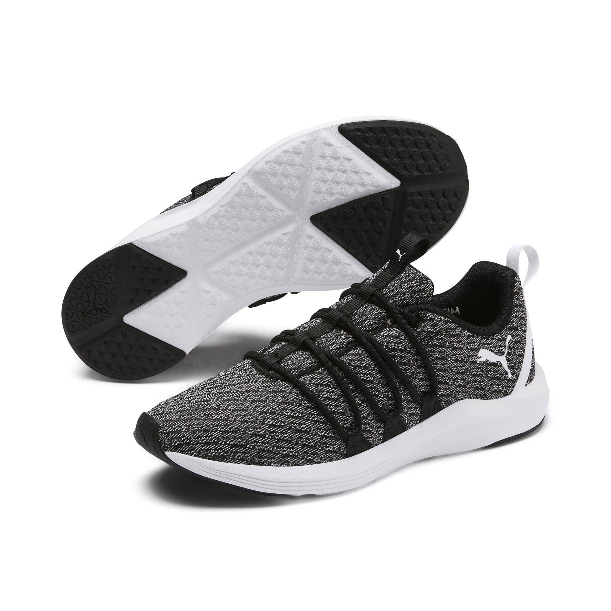 Thumbnail 3 of Prowl Alt Neon Women's Training Shoes, Puma Black-Puma White, medium