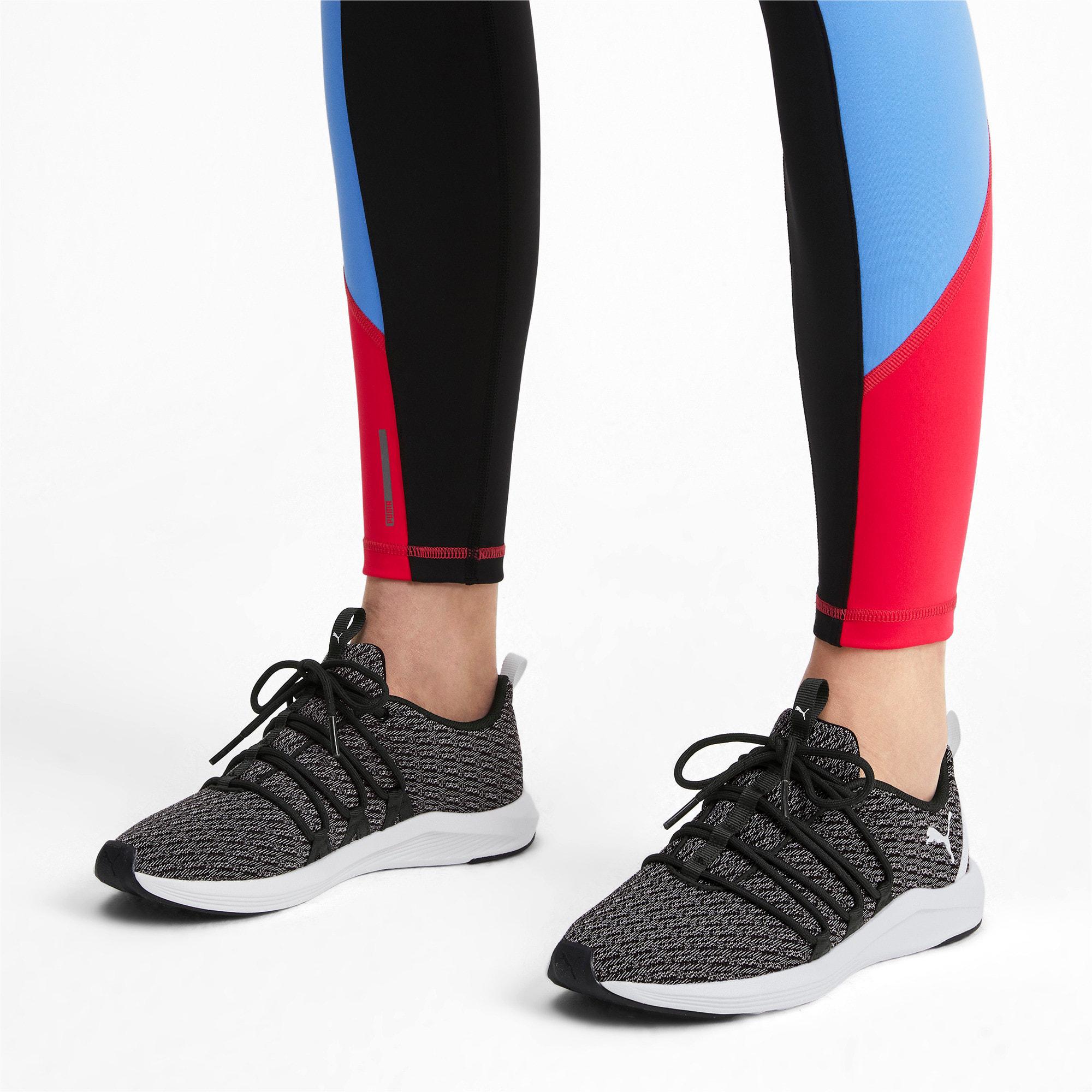 Thumbnail 2 of Prowl Alt Neon Women's Training Shoes, Puma Black-Puma White, medium