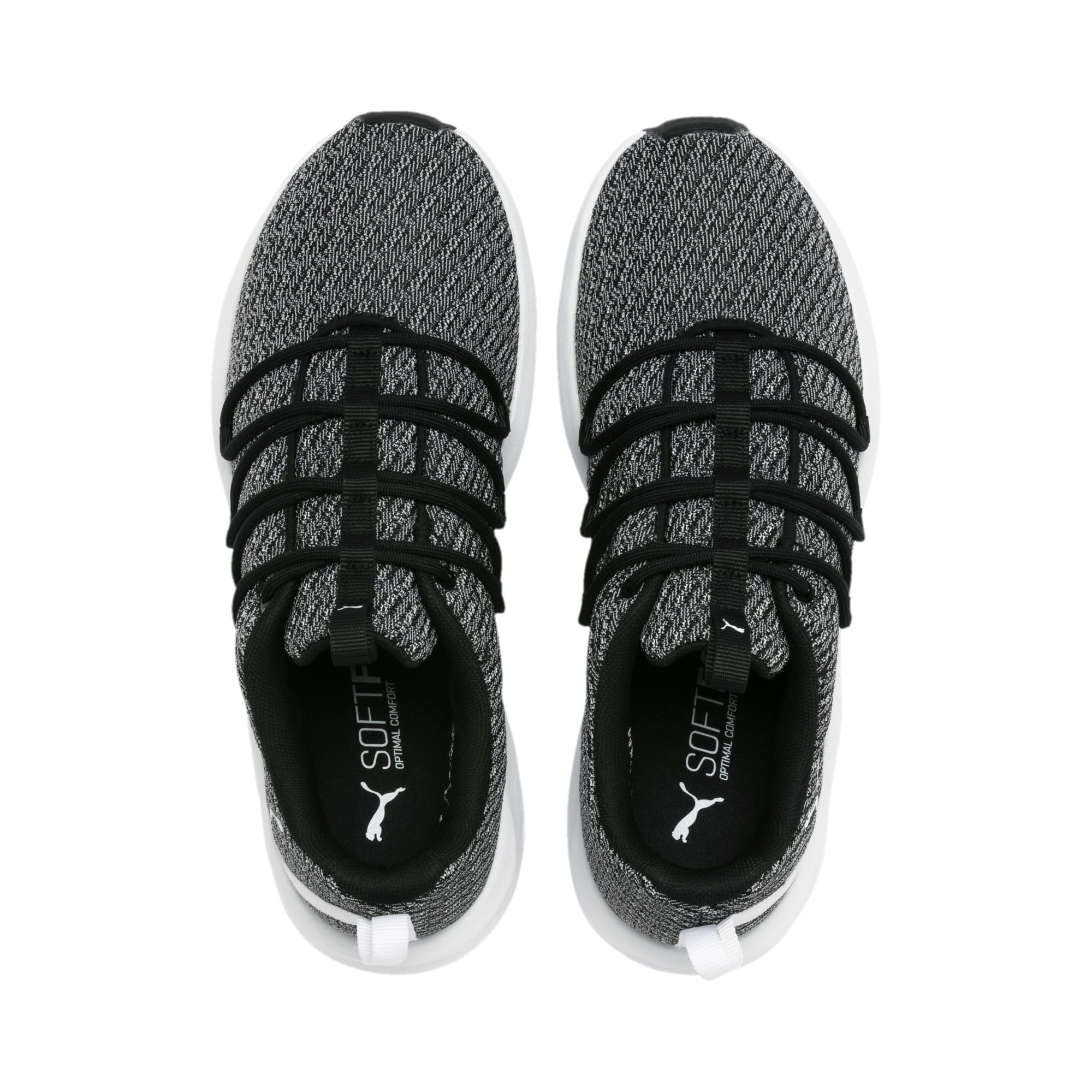Thumbnail 7 of Prowl Alt Neon Women's Training Shoes, Puma Black-Puma White, medium