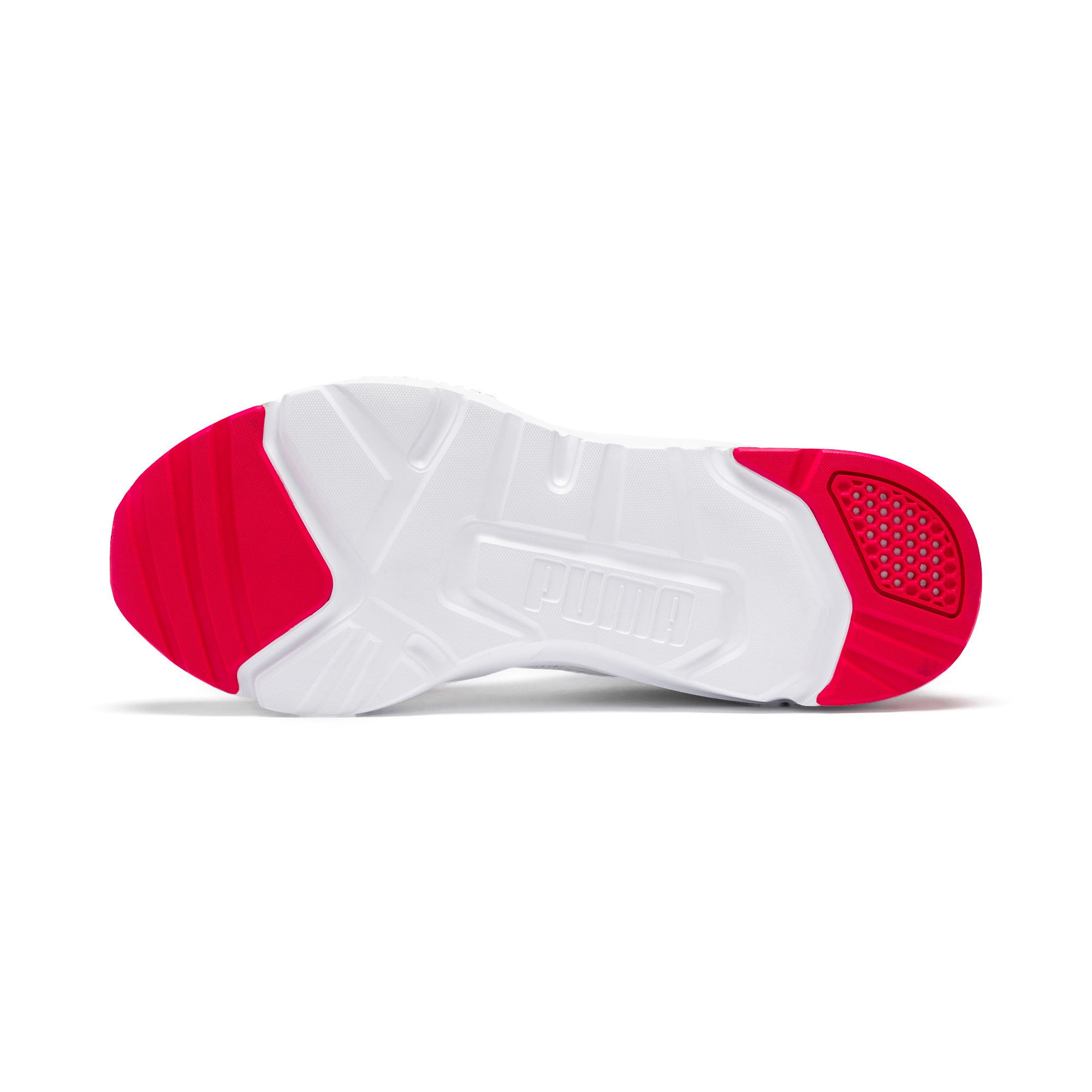 Thumbnail 5 of CELL Phase Men's Training Shoes, Puma White-High Risk Red, medium