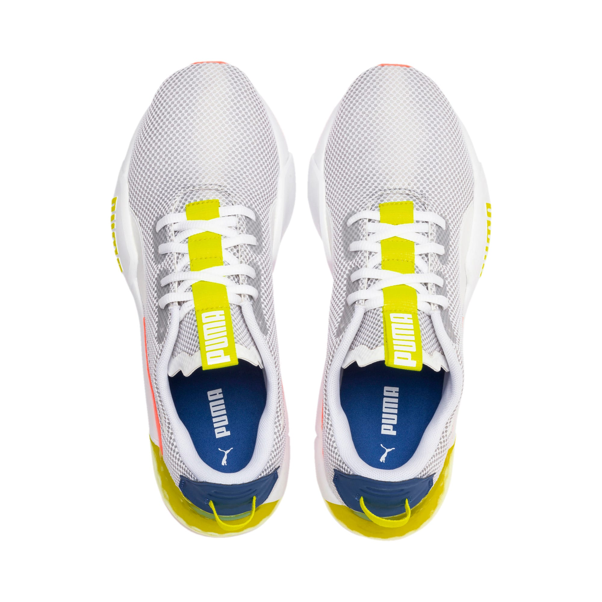 Thumbnail 7 of CELL Phase Men's Training Shoes, White-GalaxyBlue-YellowAlert, medium