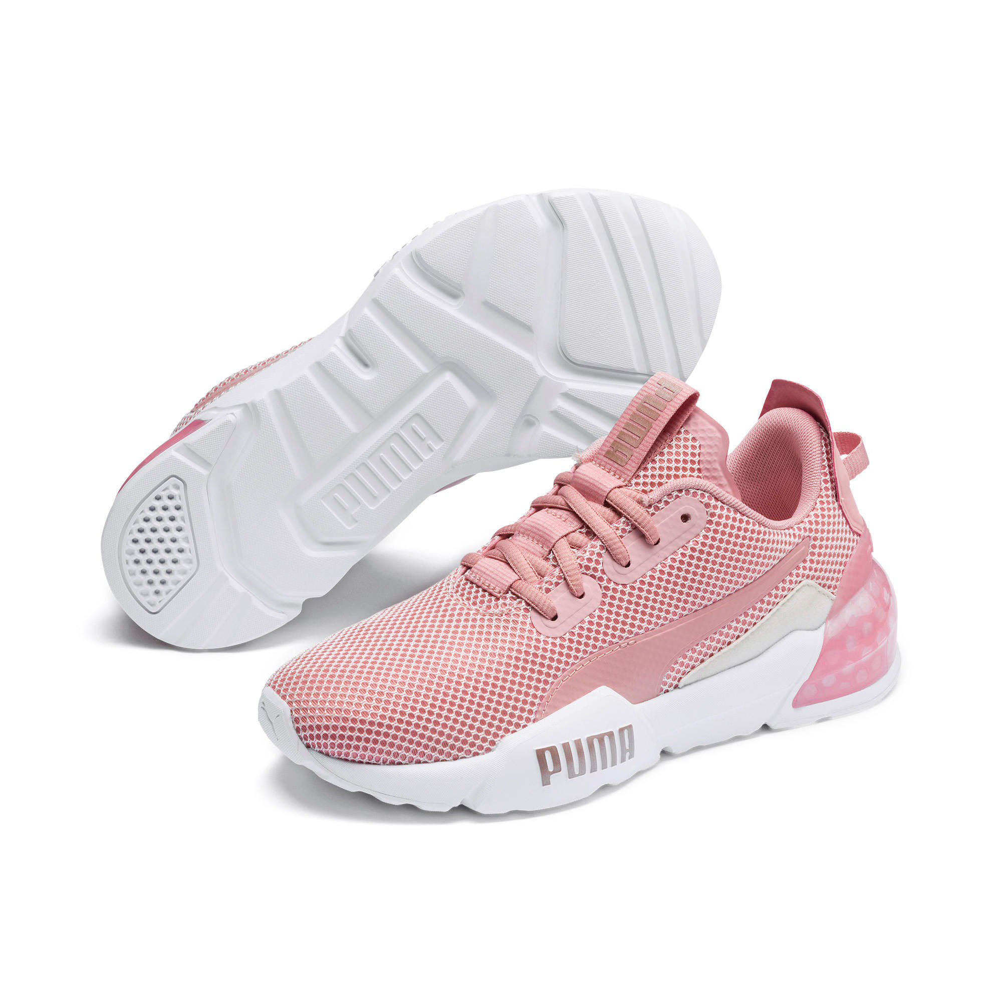 Thumbnail 4 of CELL Phase Women's Trainers, Bridal Rose-Pastel Parchment, medium-IND