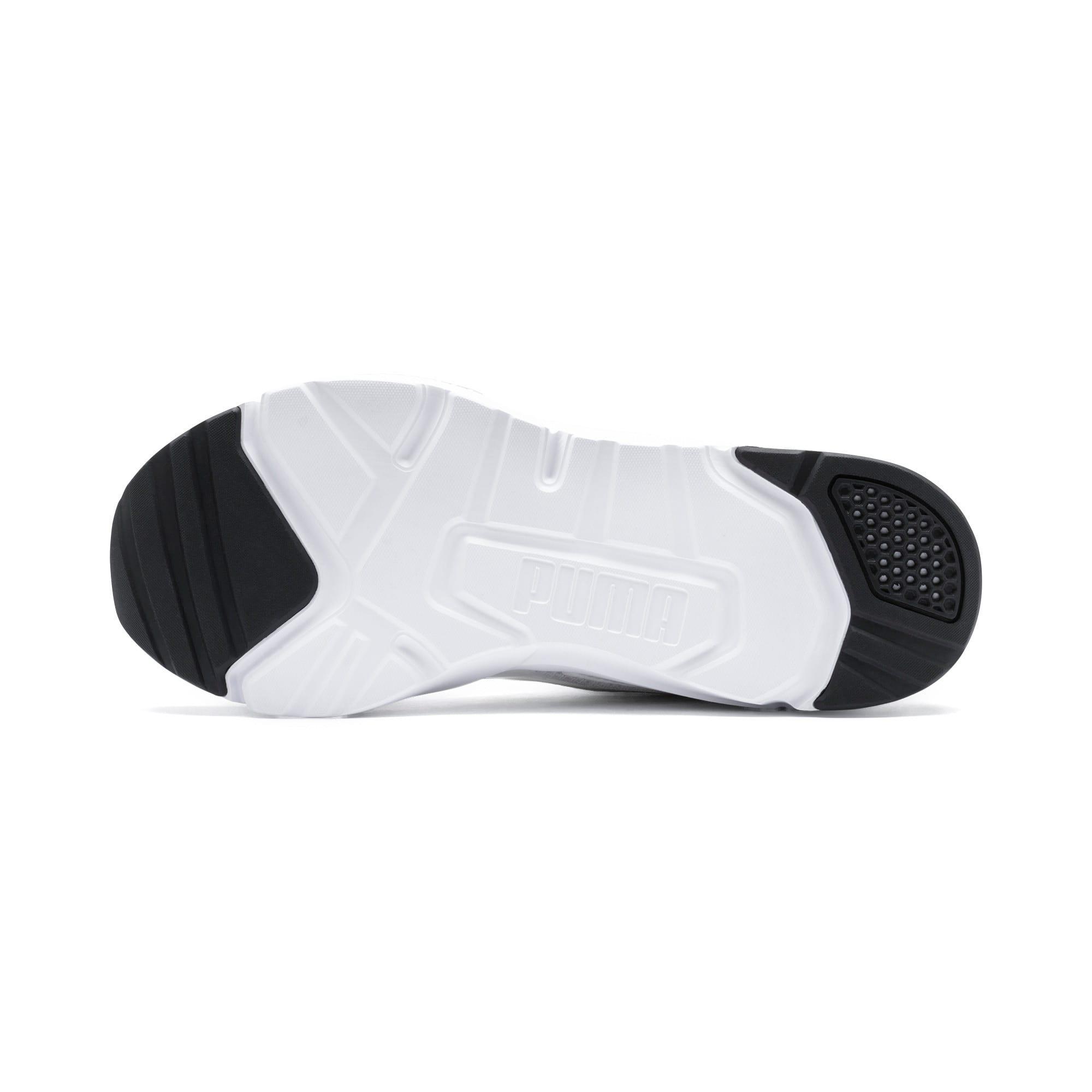 Thumbnail 5 of CELL Phase Lights Men's Running Shoes, Puma White-Gray Violet, medium