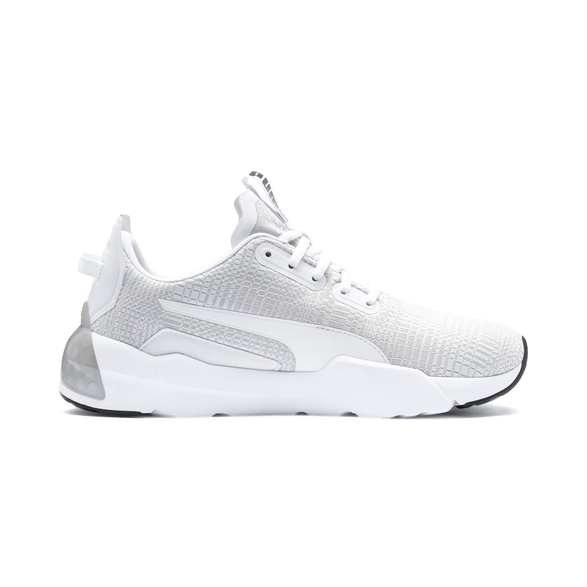 Thumbnail 6 of CELL Phase Lights Men's Training Shoes, Puma White-Gray Violet, medium