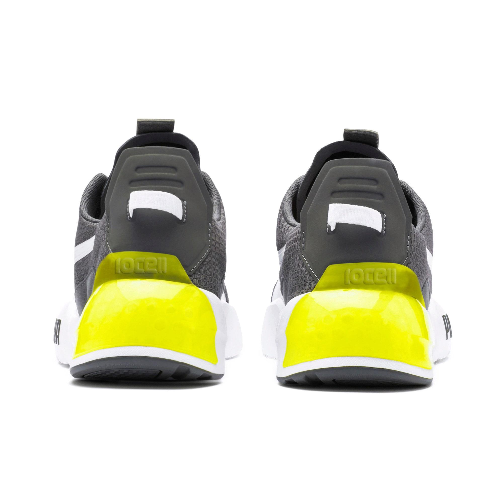 Thumbnail 5 of CELL Phase Lights Men's Training Shoes, CASTLEROCK-Yellow Alert, medium