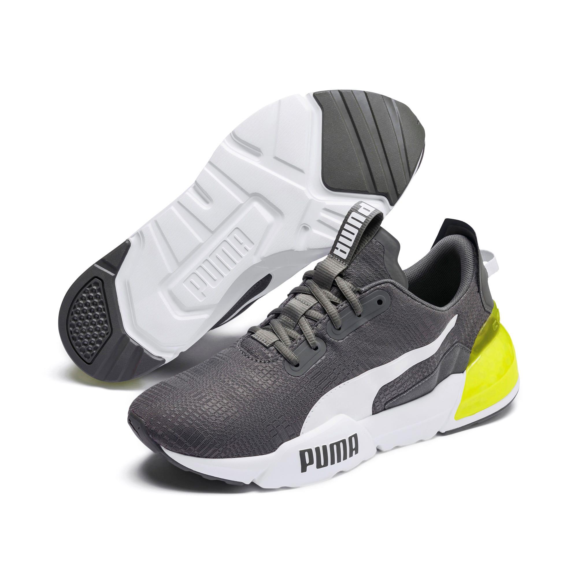 Thumbnail 2 of CELL Phase Lights Men's Training Shoes, CASTLEROCK-Yellow Alert, medium