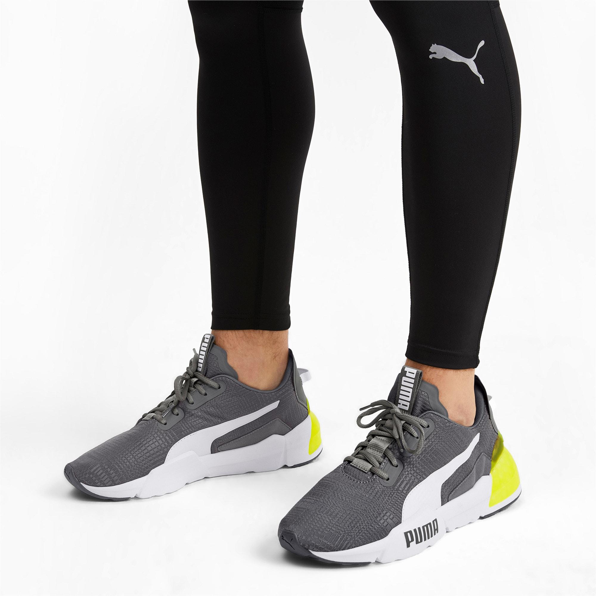 Thumbnail 3 of CELL Phase Lights Men's Training Shoes, CASTLEROCK-Yellow Alert, medium