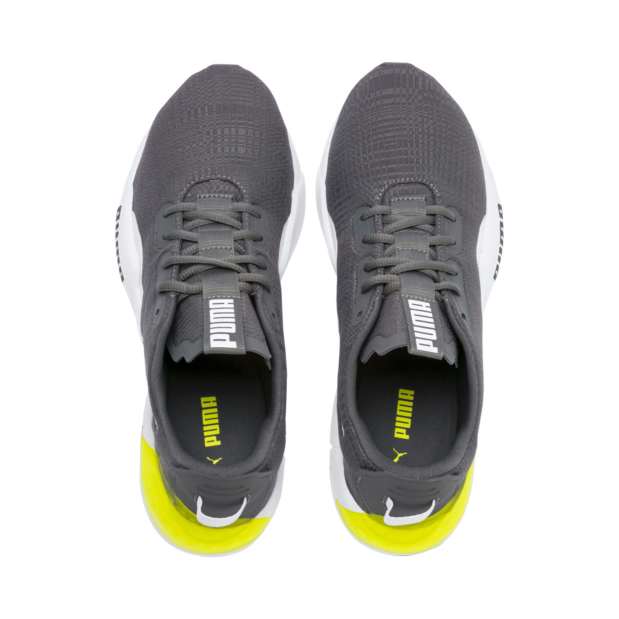 Thumbnail 7 of CELL Phase Lights Men's Training Shoes, CASTLEROCK-Yellow Alert, medium