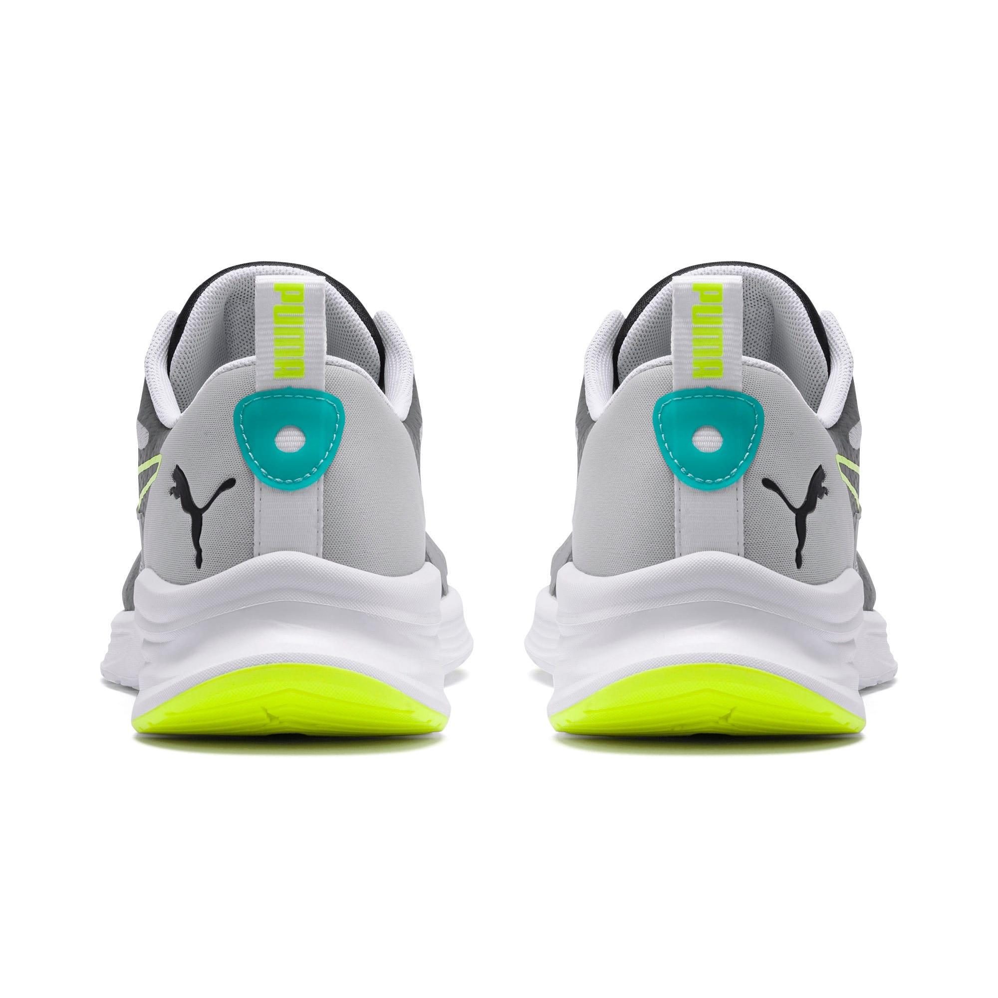 Miniatura 3 de Zapatos para correr HYBRID Fuego para hombre, High Rise-Blue Turquoise, mediano