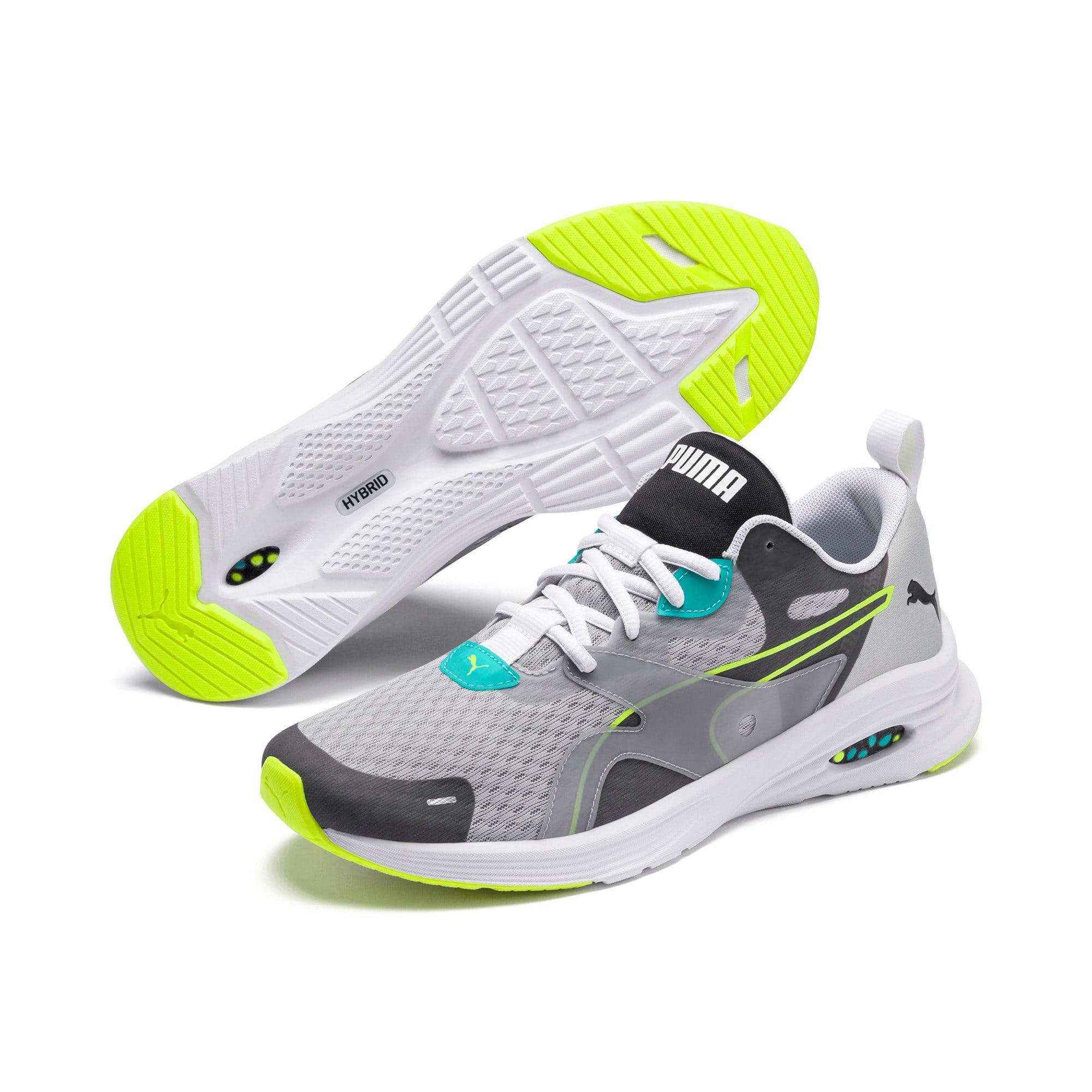 Miniatura 2 de Zapatos para correr HYBRID Fuego para hombre, High Rise-Blue Turquoise, mediano