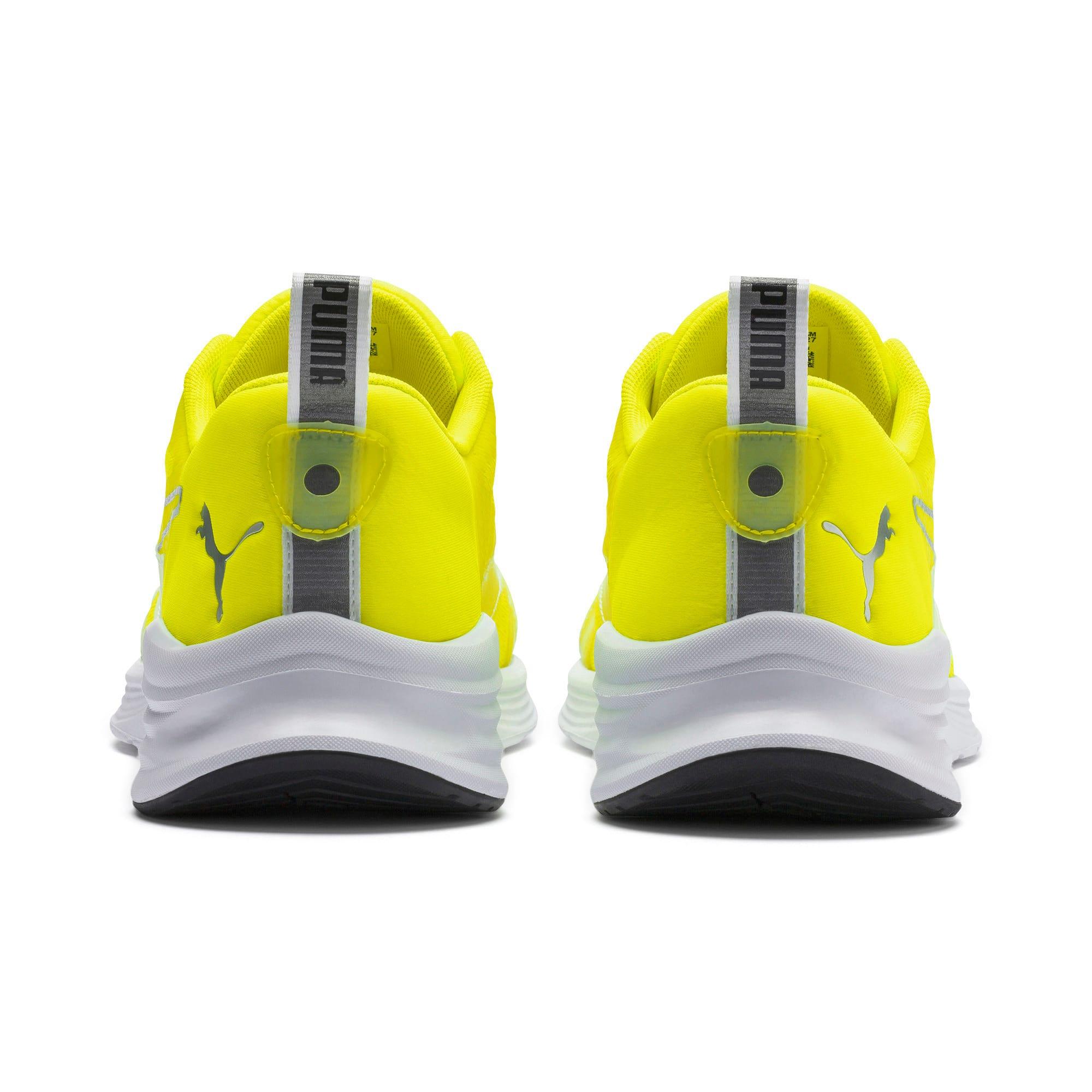 Thumbnail 5 of HYBRID Fuego Lights Men's Running Shoes, Yellow Alert, medium
