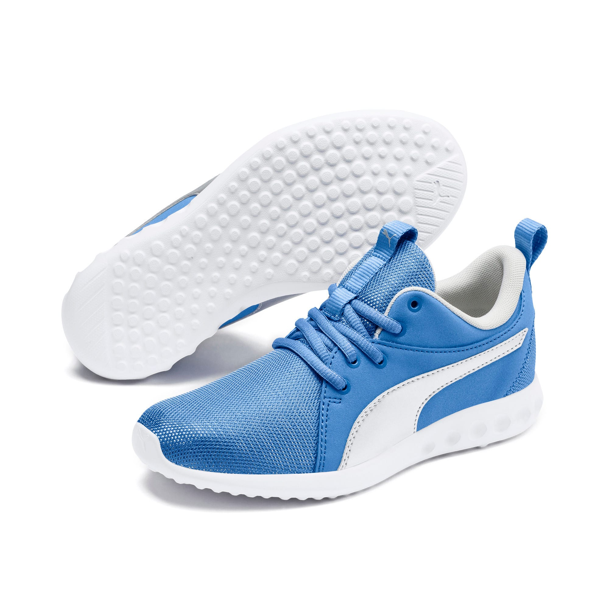Thumbnail 2 of Carson 2 Glitz Shoes JR, Ultramarine-Silver, medium