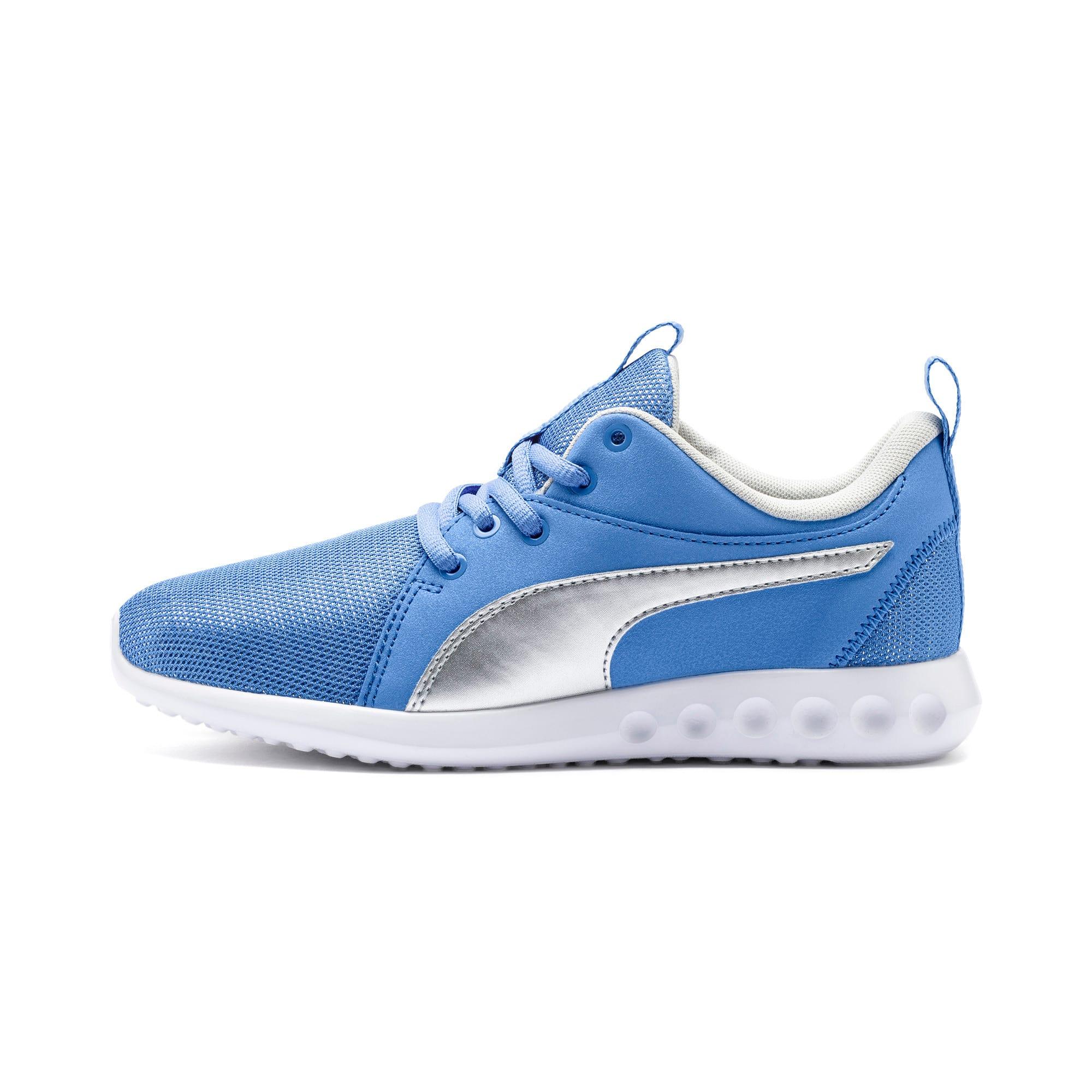 Thumbnail 1 of Carson 2 Glitz Shoes JR, Ultramarine-Silver, medium
