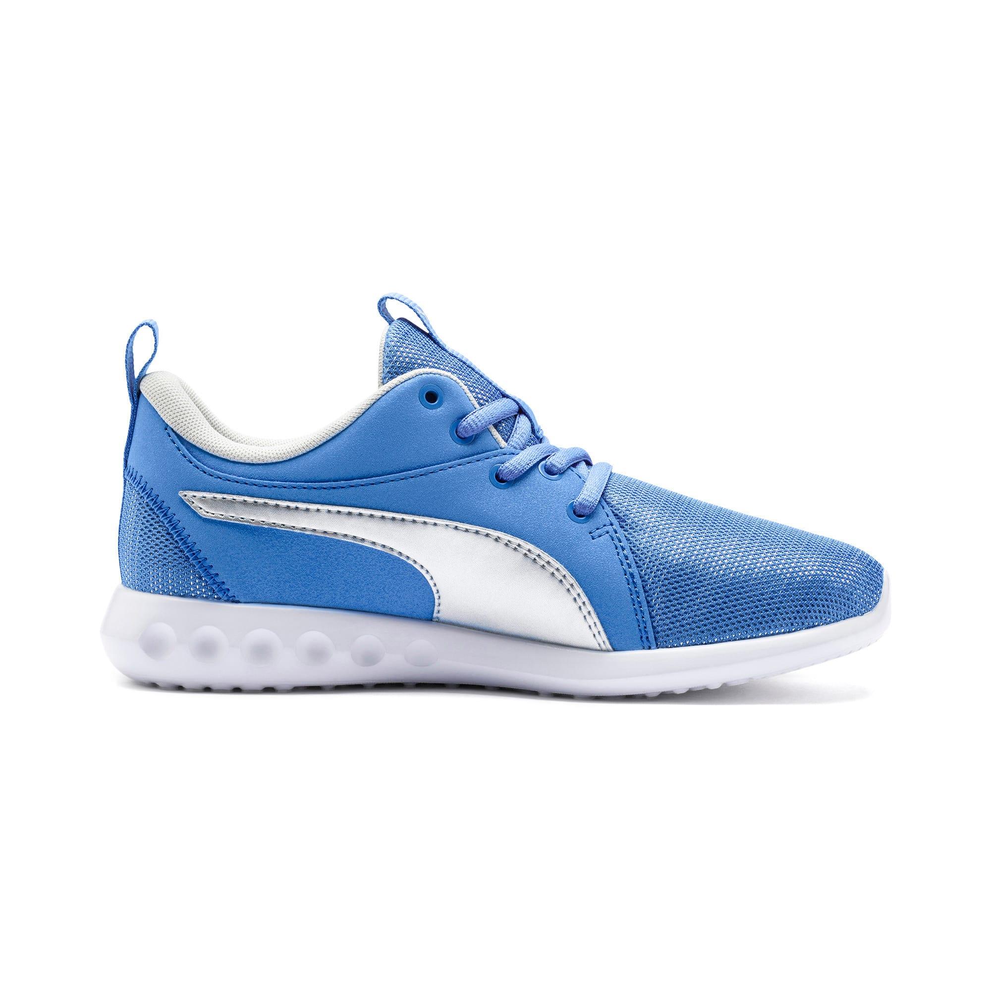 Thumbnail 5 of Carson 2 Glitz Shoes JR, Ultramarine-Silver, medium