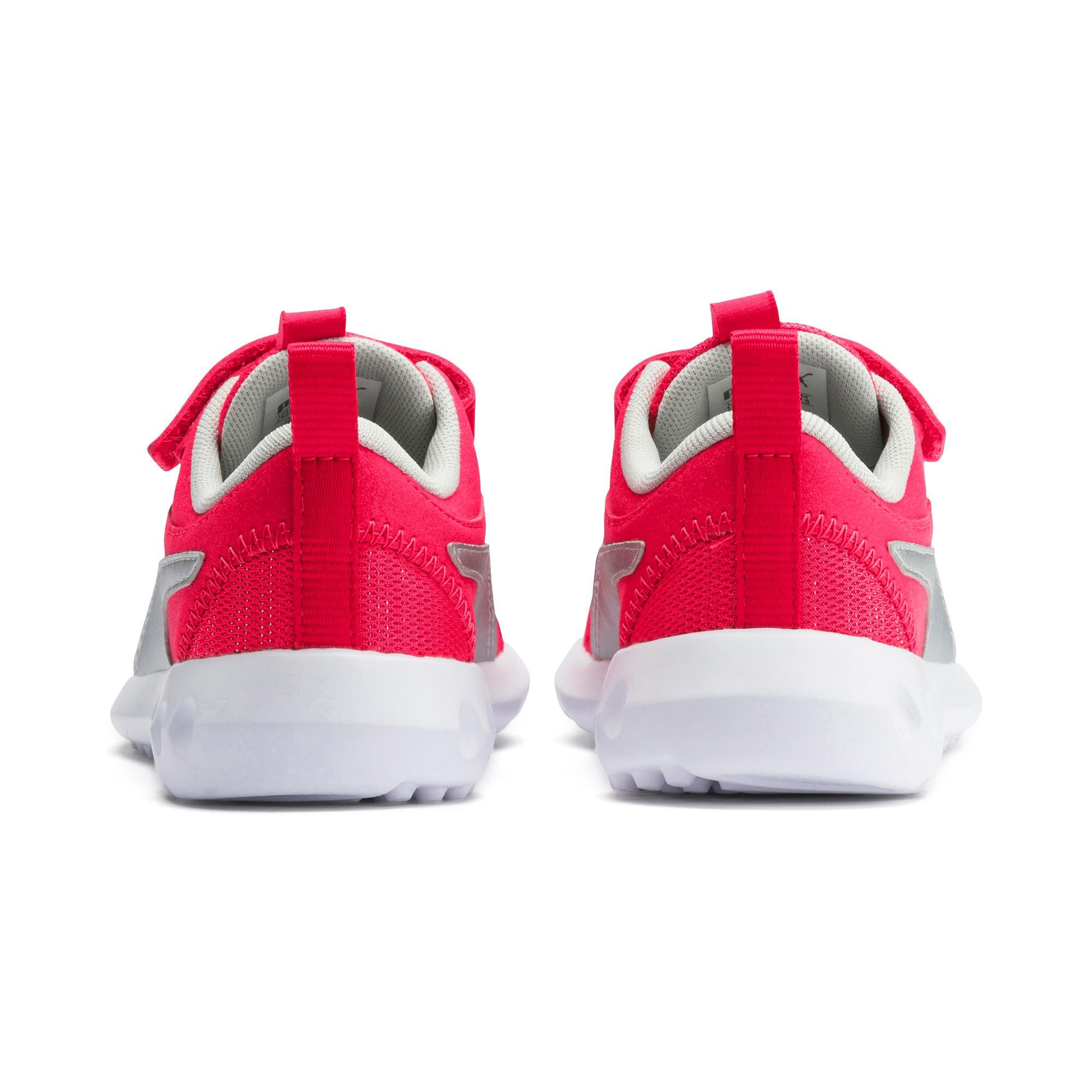 Thumbnail 3 of Carson 2 Glitz AC Shoes PS, Nrgy Rose-Silver, medium