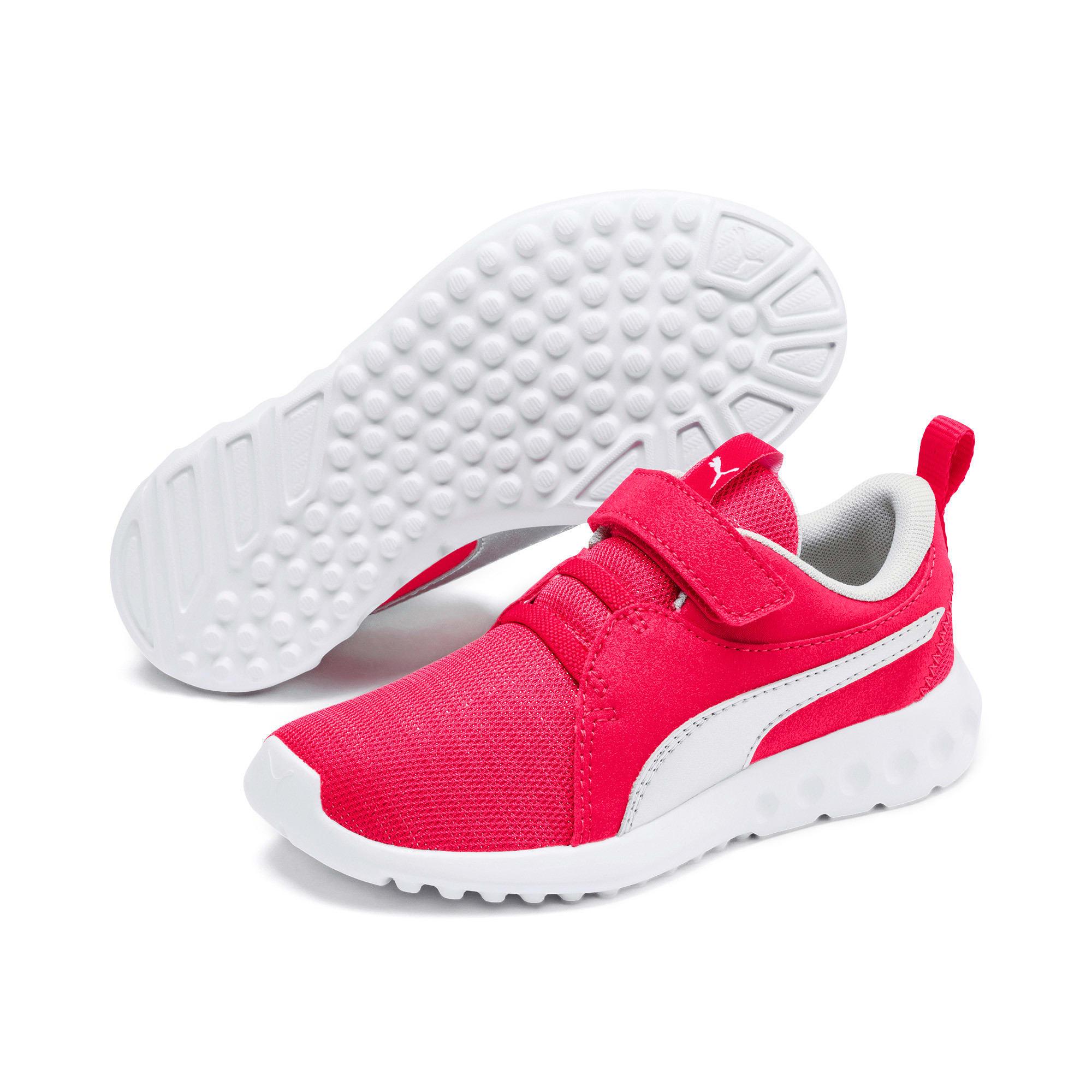 Thumbnail 2 of Carson 2 Glitz AC Shoes PS, Nrgy Rose-Silver, medium