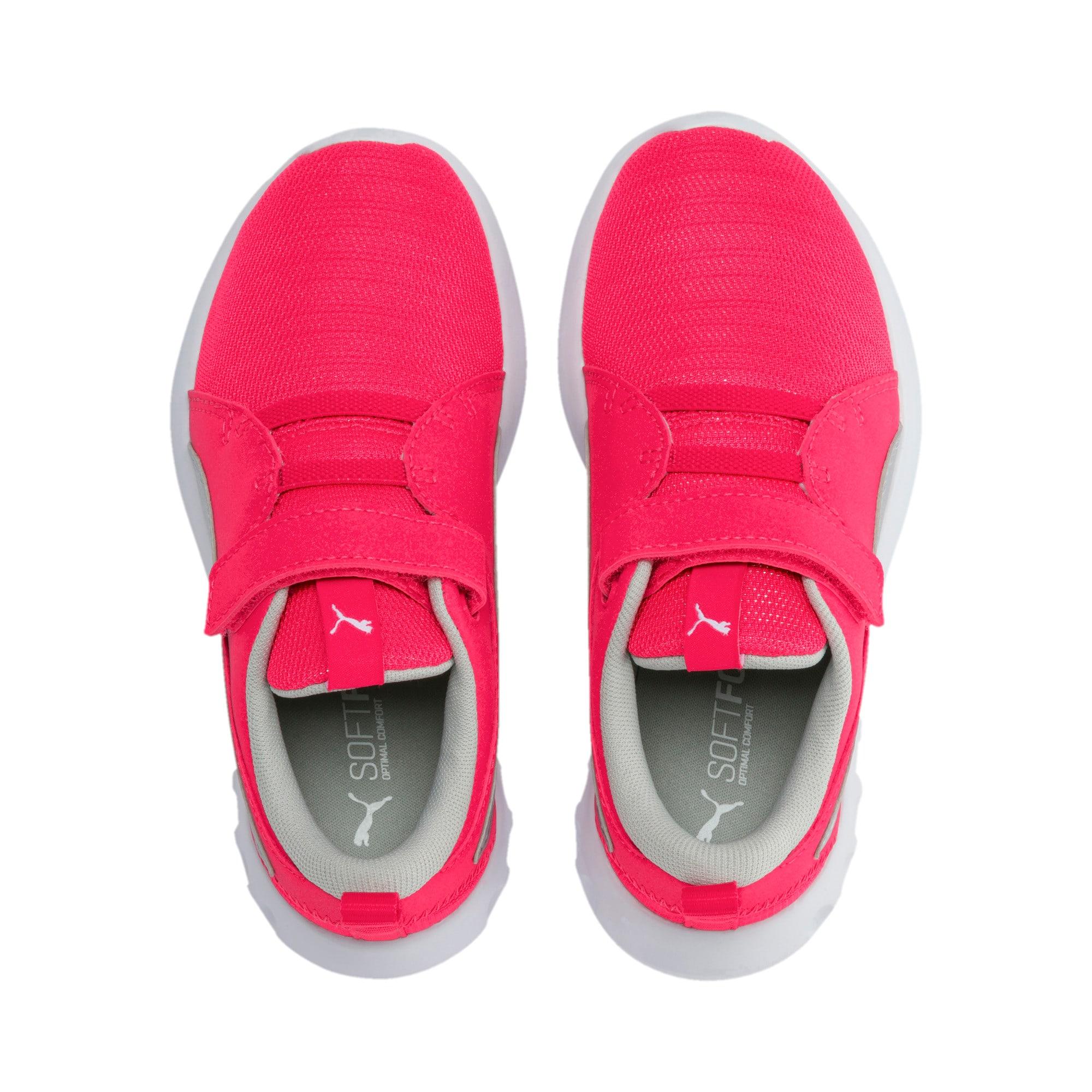 Thumbnail 6 of Carson 2 Glitz AC Shoes PS, Nrgy Rose-Silver, medium
