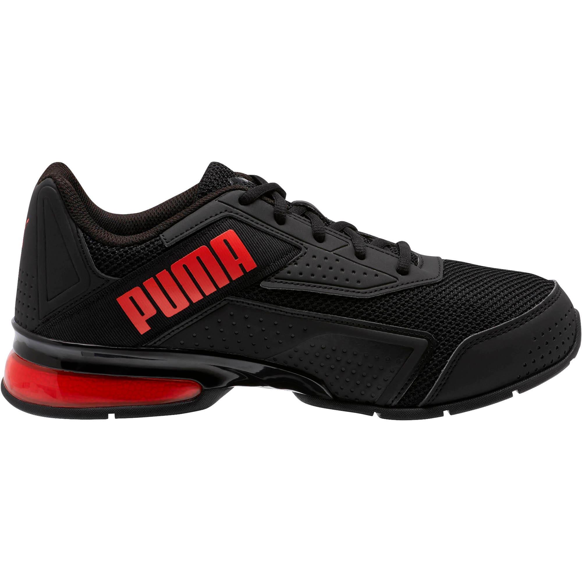 Miniatura 4 de Zapatos de entrenamiento Leader VT Bold, Puma Black-High Risk Red, mediano