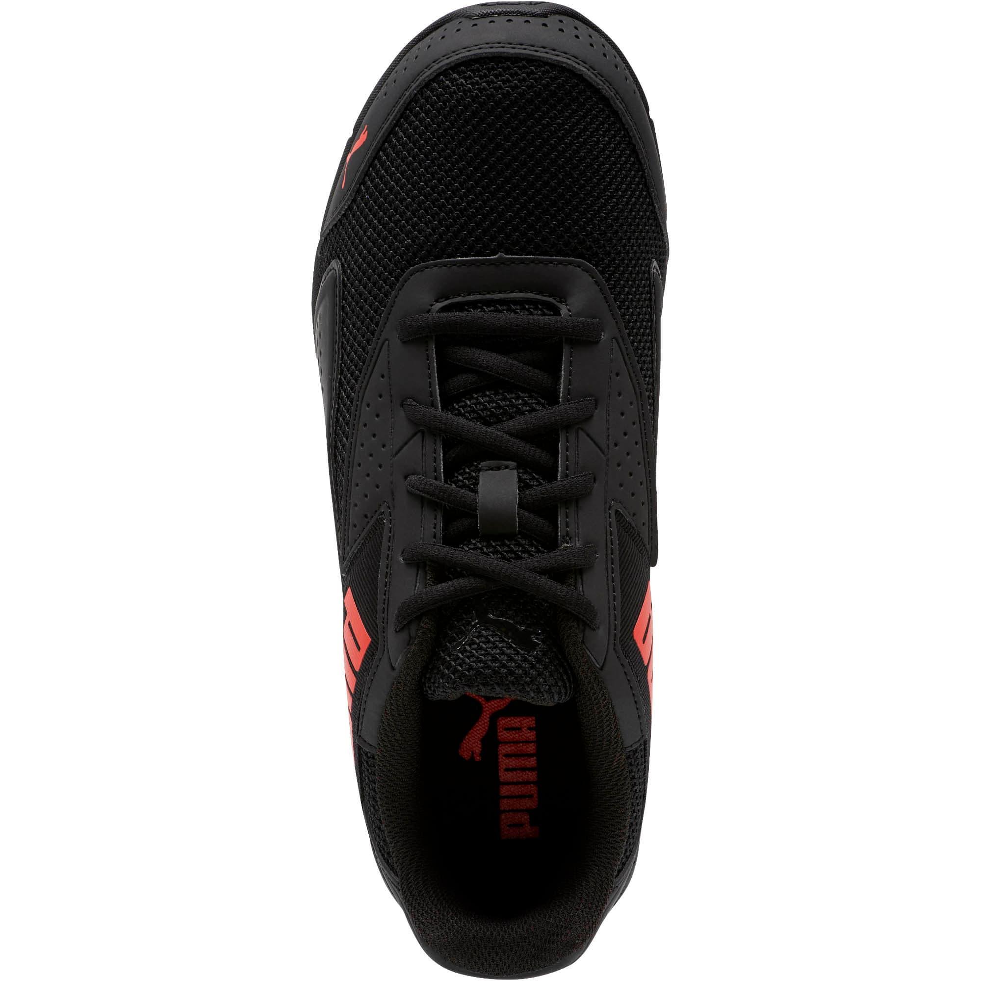 Miniatura 5 de Zapatos de entrenamiento Leader VT Bold, Puma Black-High Risk Red, mediano