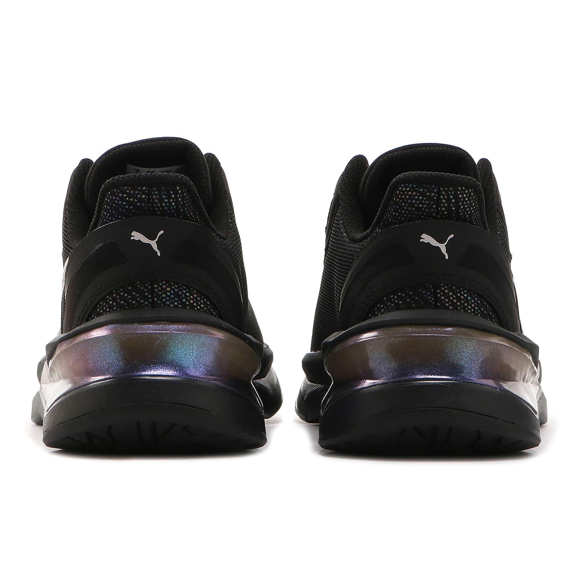 Thumbnail 3 of LQDCELL Shatter XT Luster Women's Training Shoes, Puma Black-Puma Black, medium