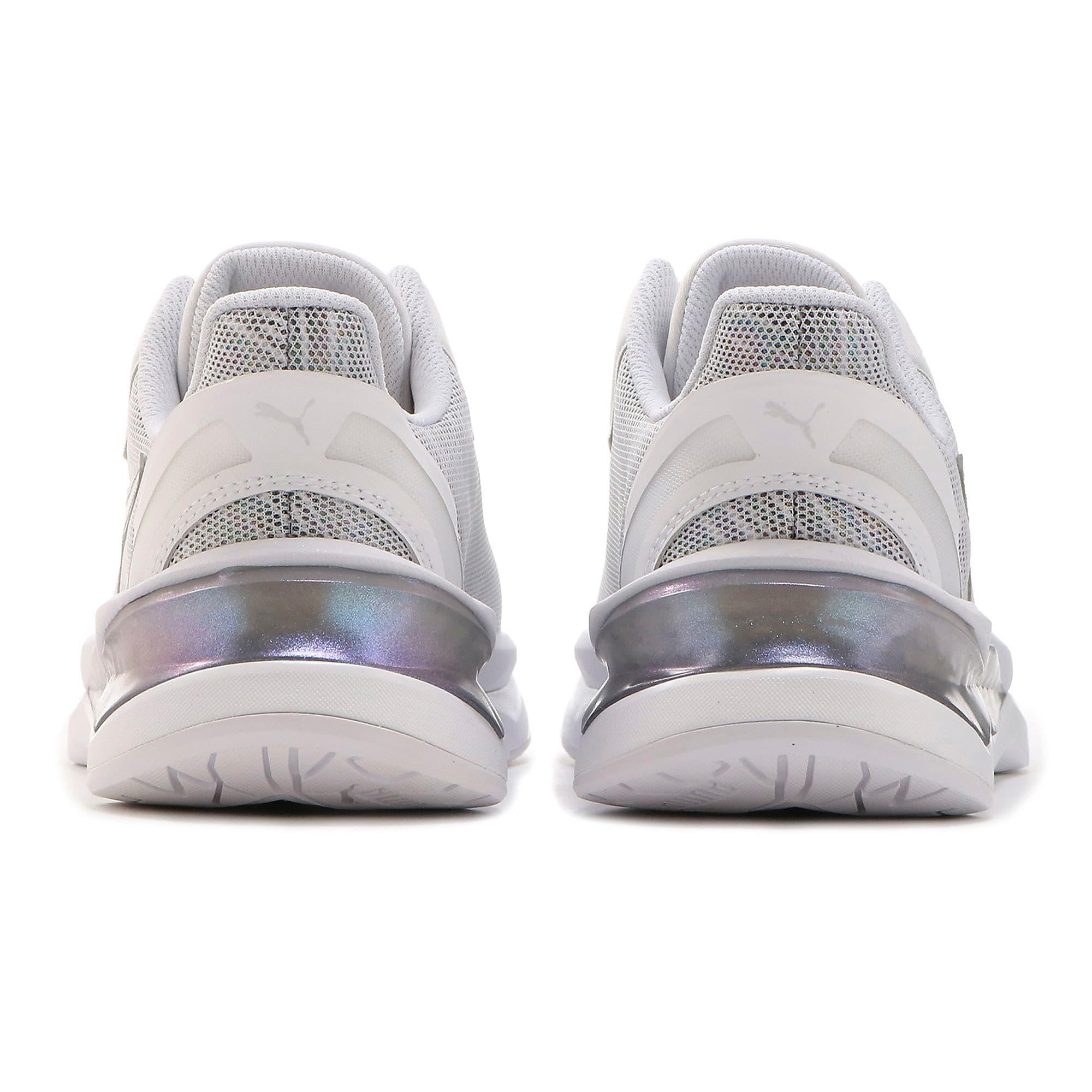 Thumbnail 3 of LQDCELL Shatter XT Luster Women's Training Shoes, Puma White-Puma White, medium