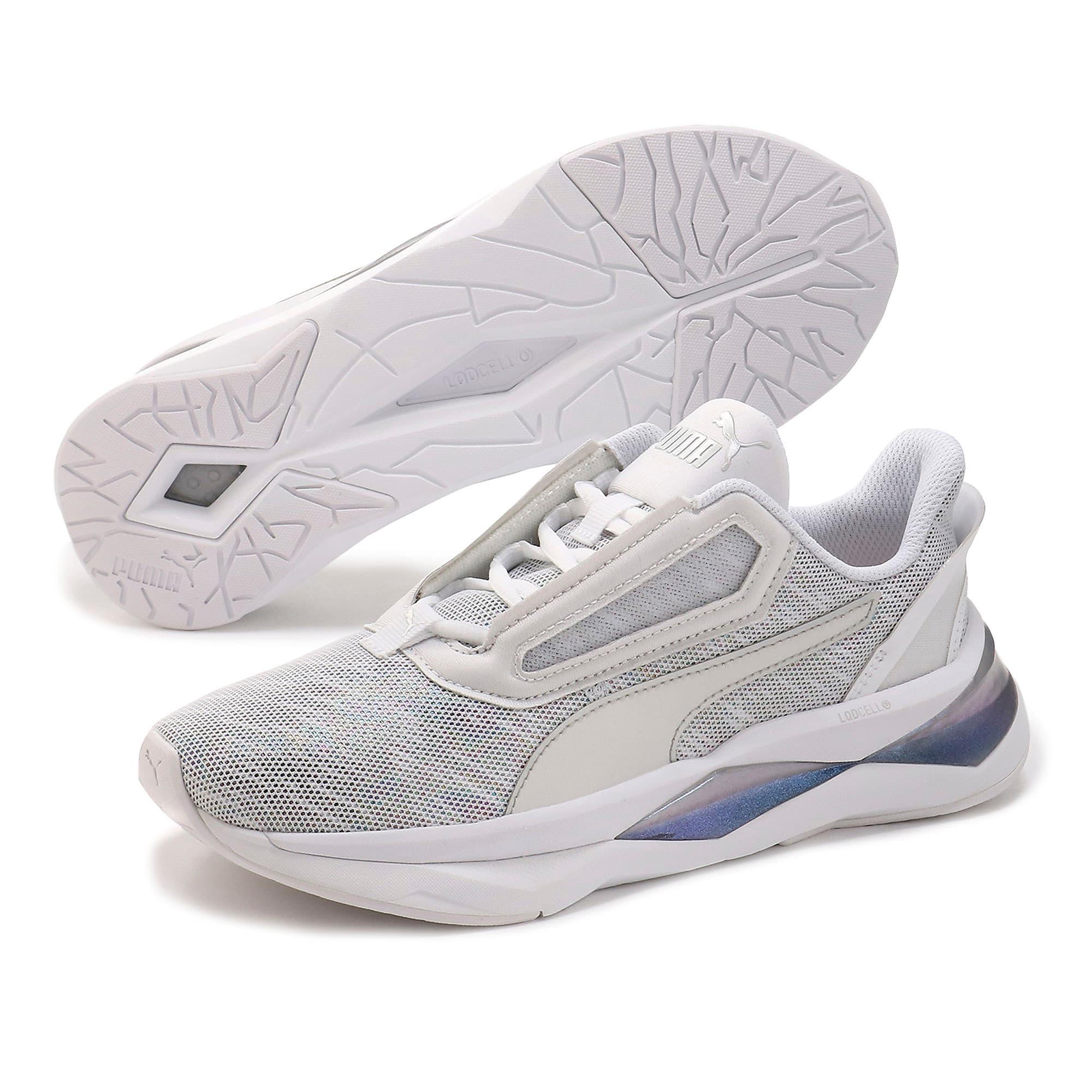 Thumbnail 2 of LQDCELL Shatter XT Luster Damen Sneaker, Puma White-Puma White, medium